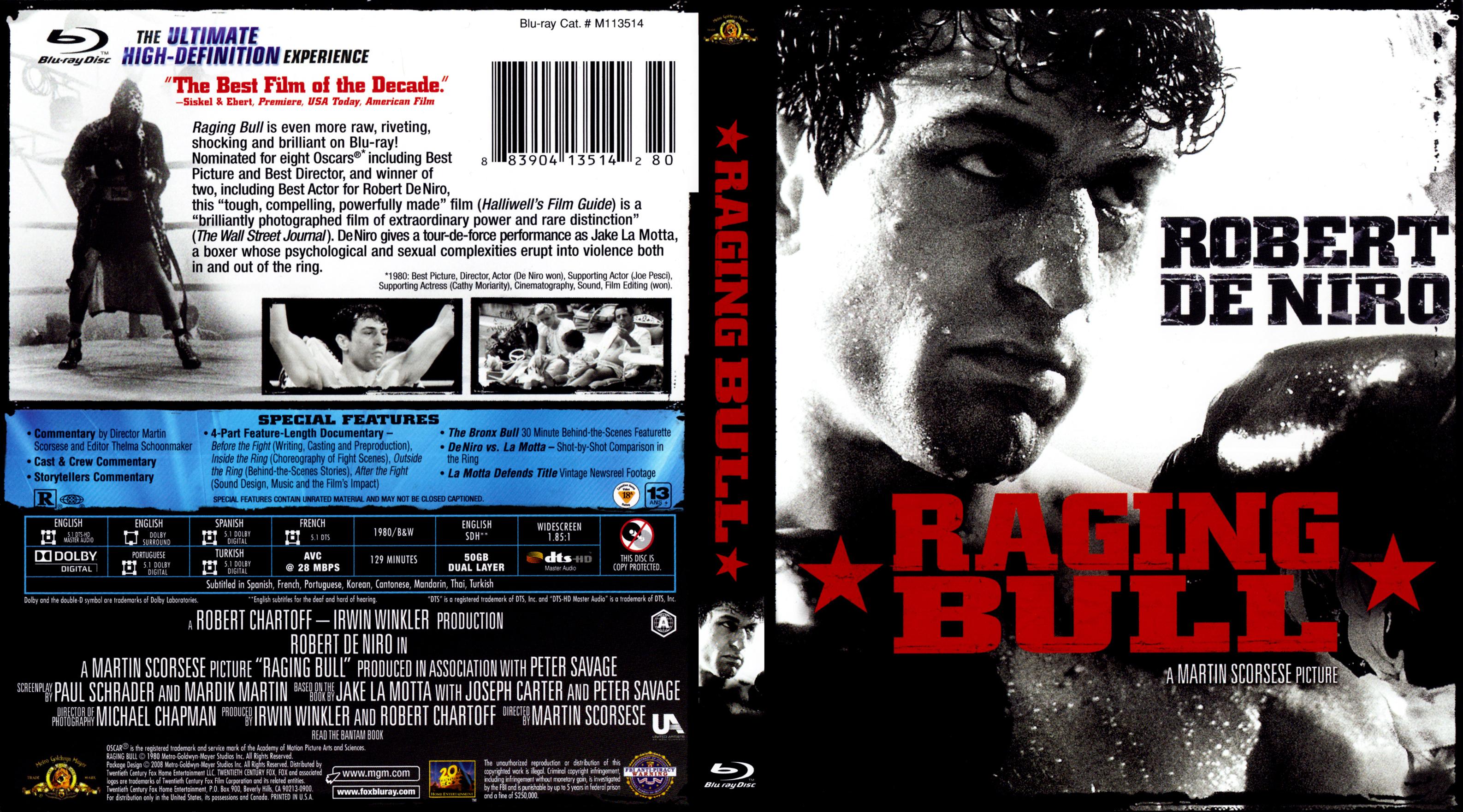 Raging bull movie pictures