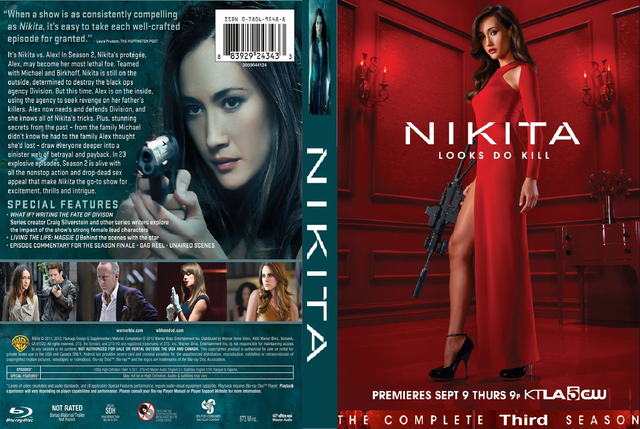 Nikita season 2 episode guide list