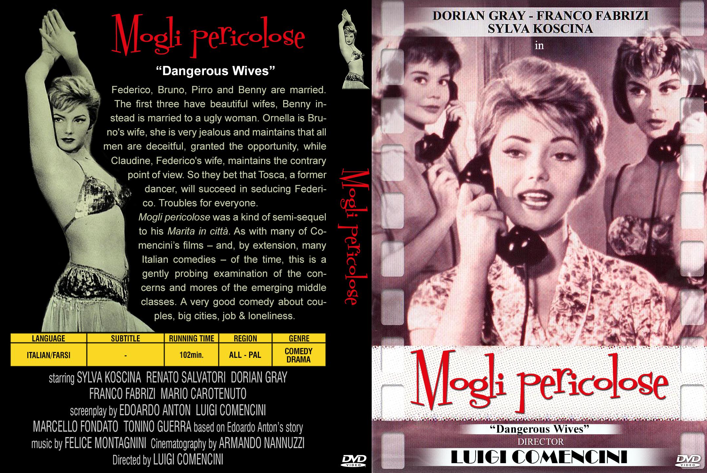 Mogli pericolose COVERSBOXSK Mogli pericolose 1958 high quality DVD