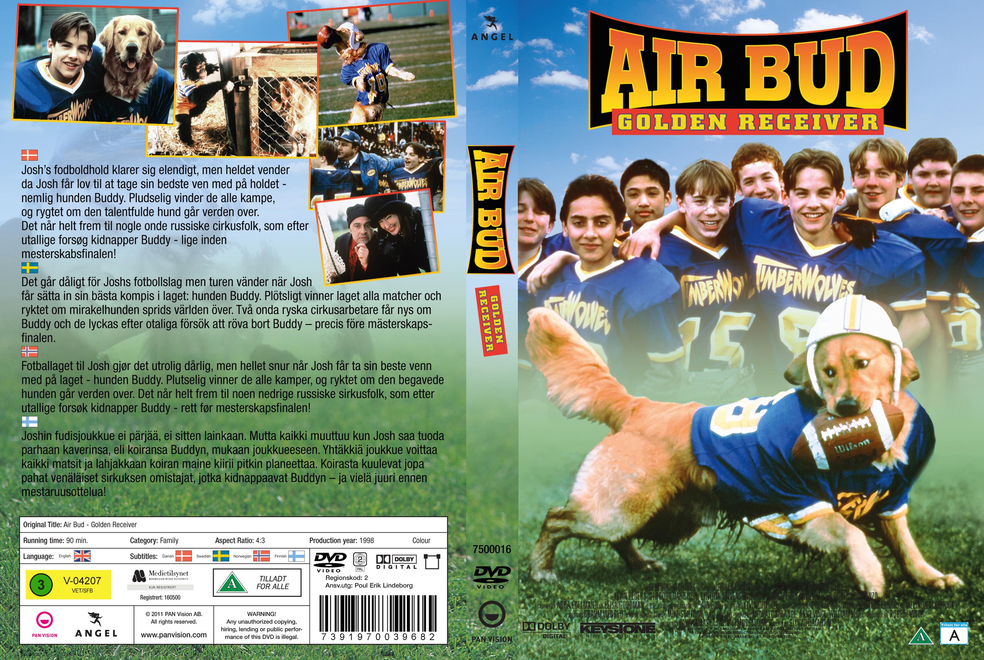 air bud 2 titre original air bud golden receiver air bud goldenAir Bud Football Josh