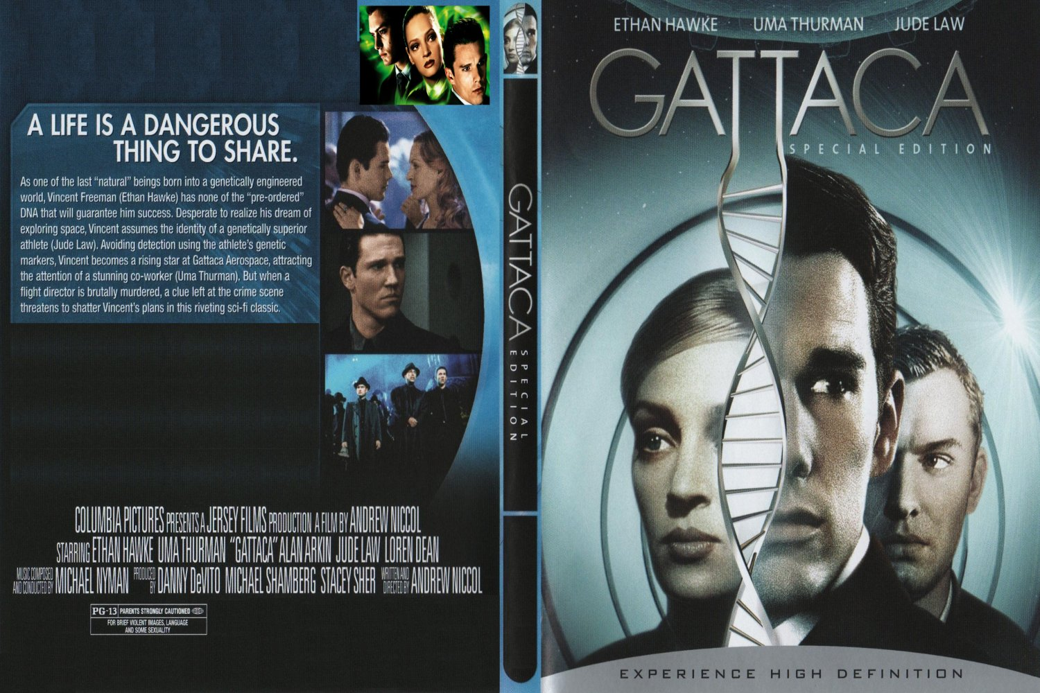 The issues represented in the movie gattaca