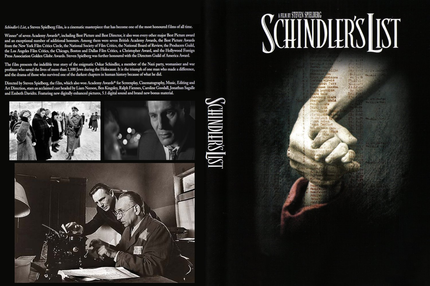 an analysis of the plot characters and theme of the movie schindlers list The movie, schindler's list, is based off of a true story of oskar schindler  historical analysis: upsides schindler's list.
