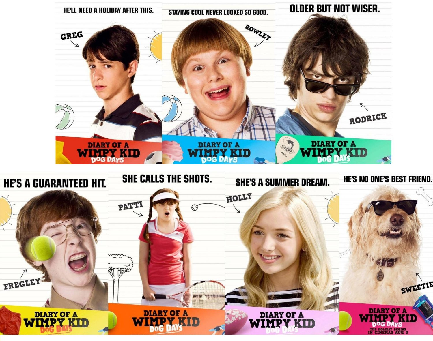 Diary Of A Wimpy Kid Dog Days Full Movie Download