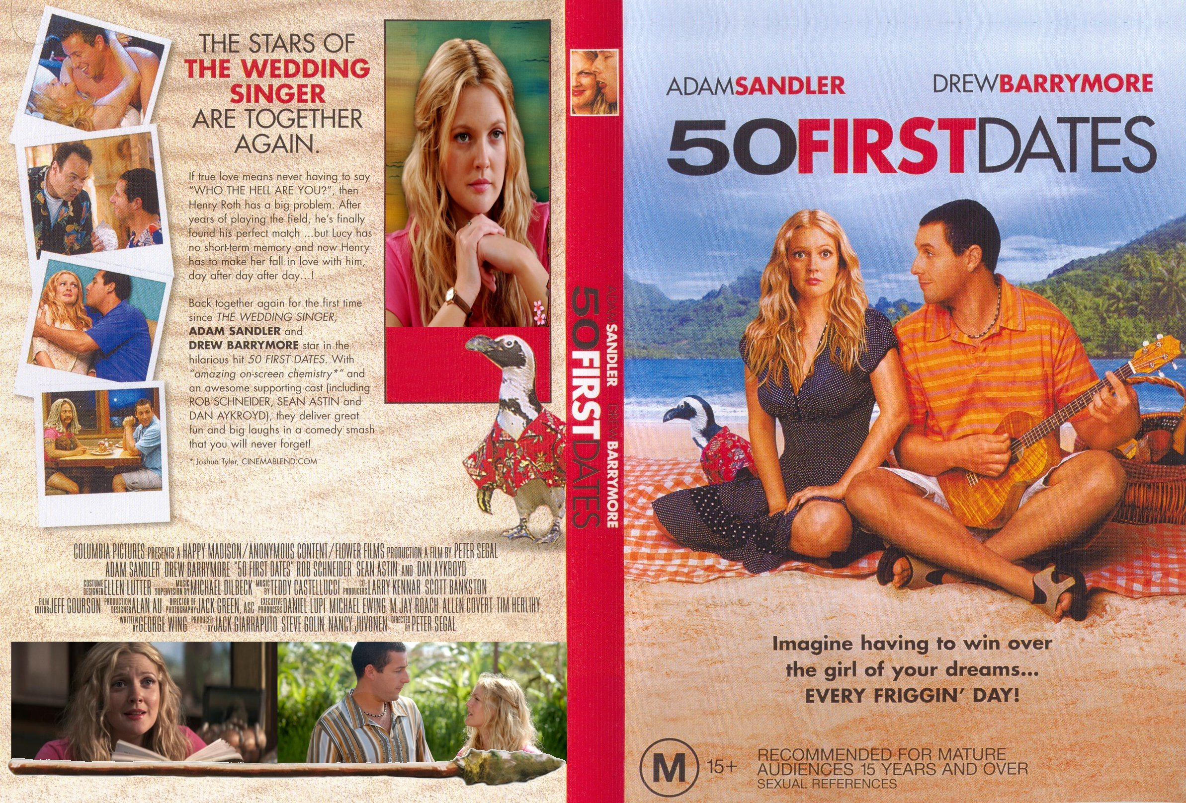 50 First Dates fave scenes | SuperIstar and Her Universe