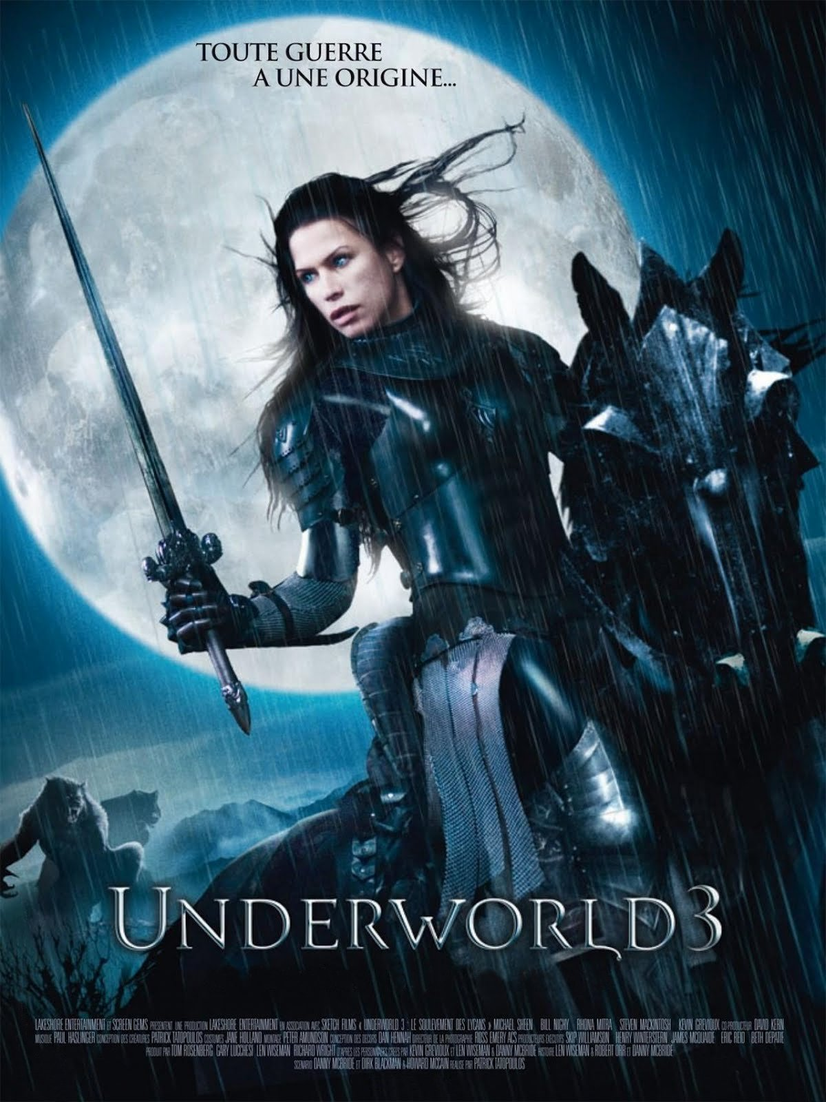 Underworld Rise Of The Lycans Movie 2009 Free Download