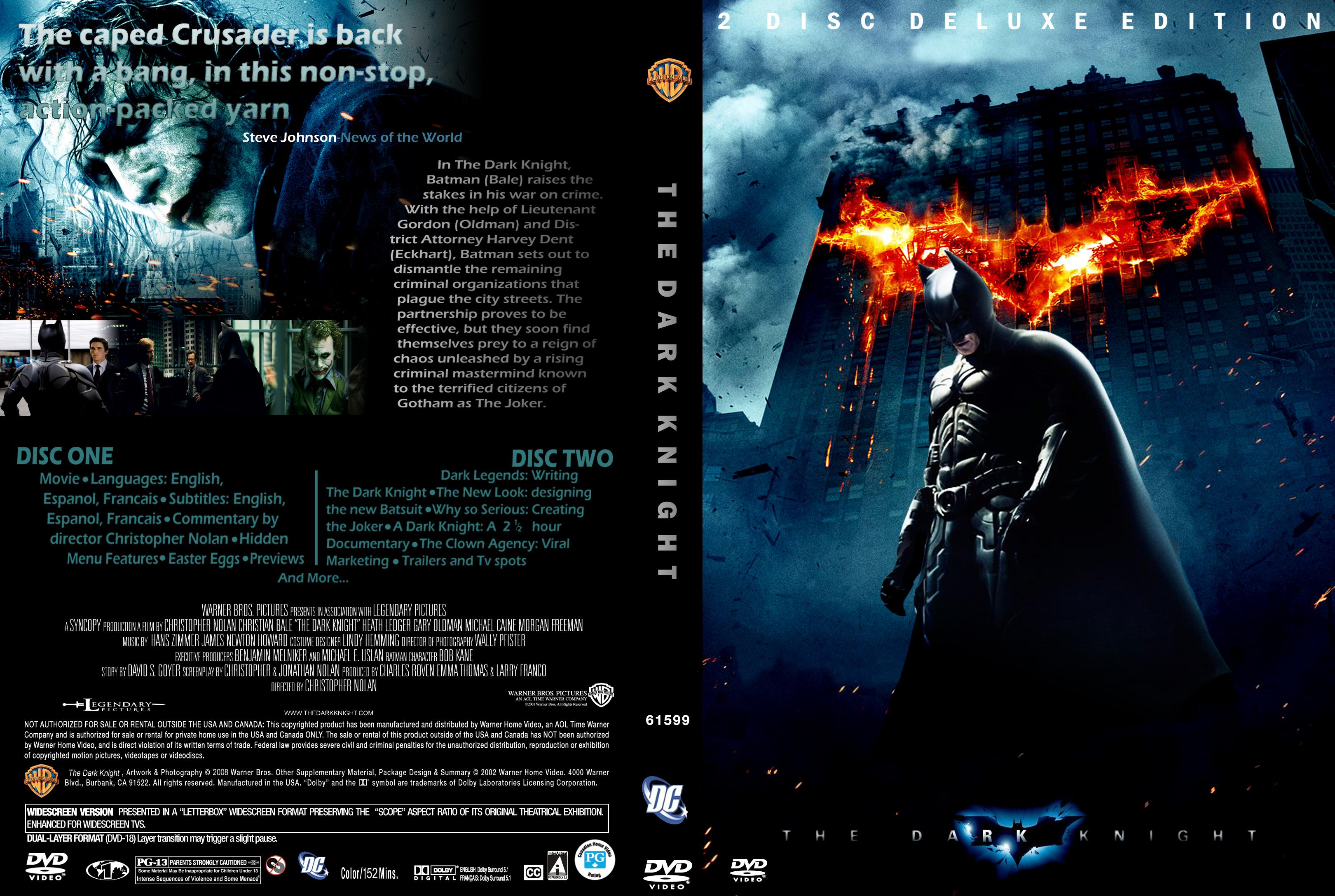 COVERS BOX SK ::: The Dark Knight-2008-imdb-dl - high quality DVD
