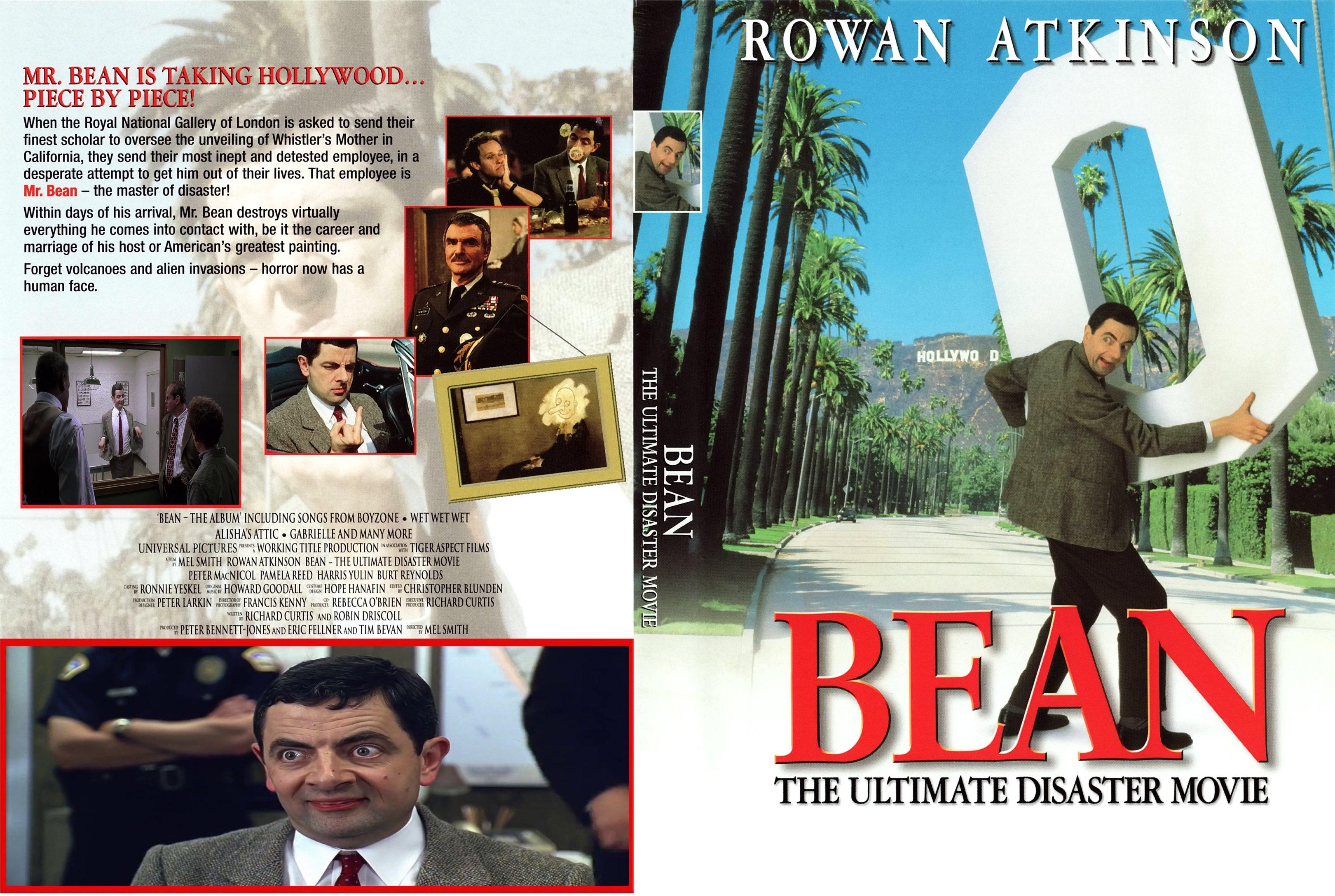 1997 Bean The Ultimate Disaster Movie Konozsigns Com