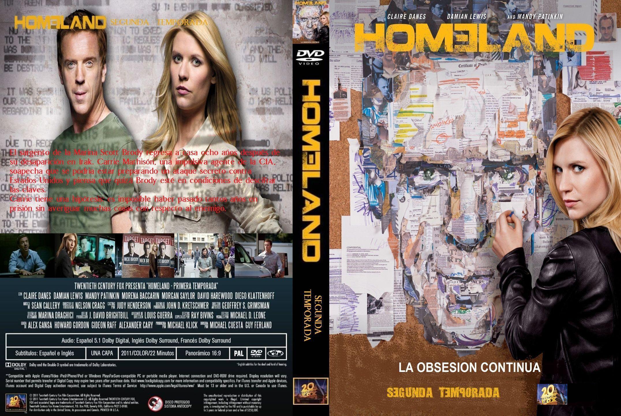 Homeland - Temporada 2 [Español Latino] [Uptobox]