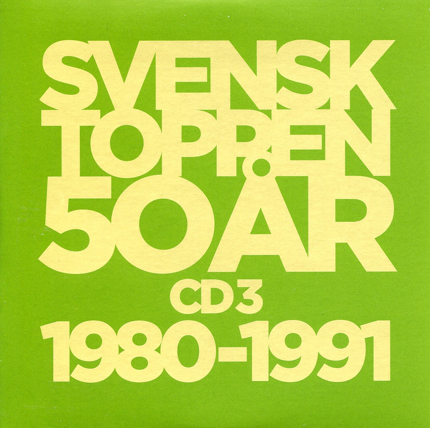 cd svensktoppen 50 år COVERS.BOX.SK ::: svensktoppen 50  r   5cd box (2012) cd 3   high  cd svensktoppen 50 år