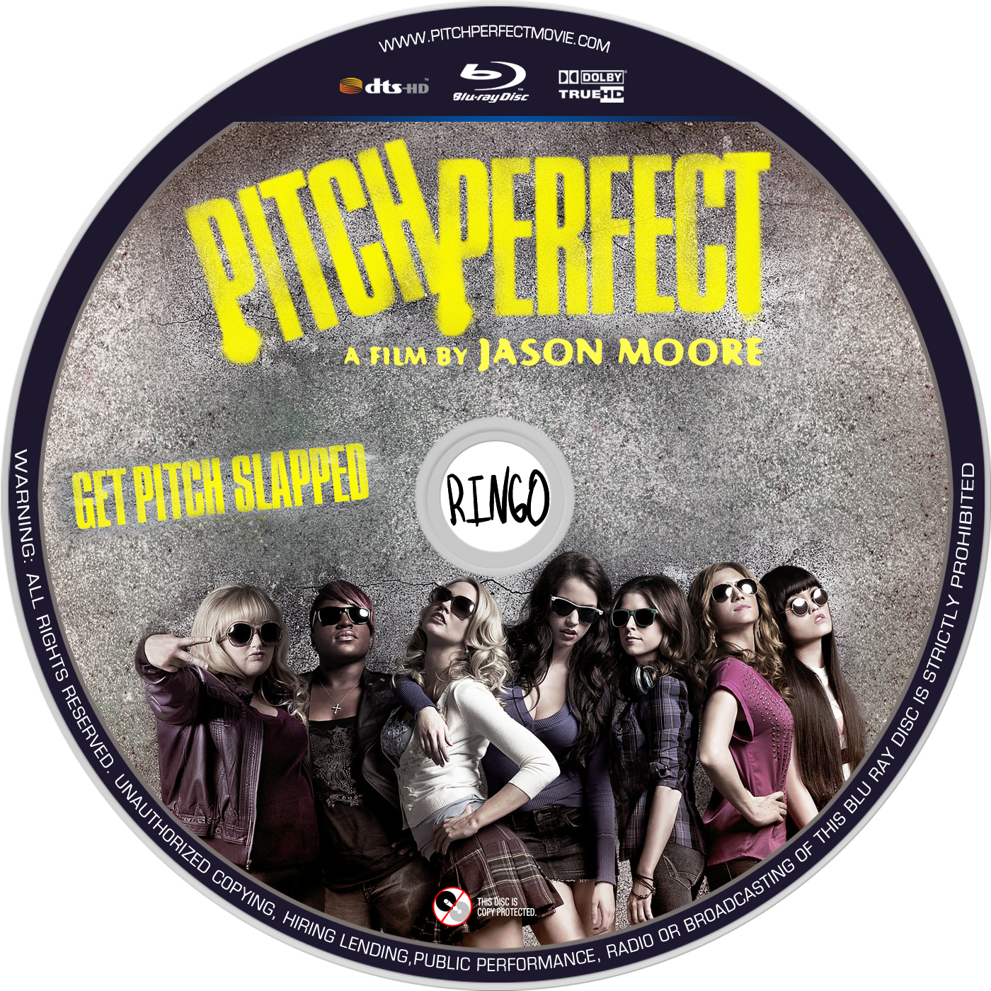 coversboxsk pitch perfect high quality dvd