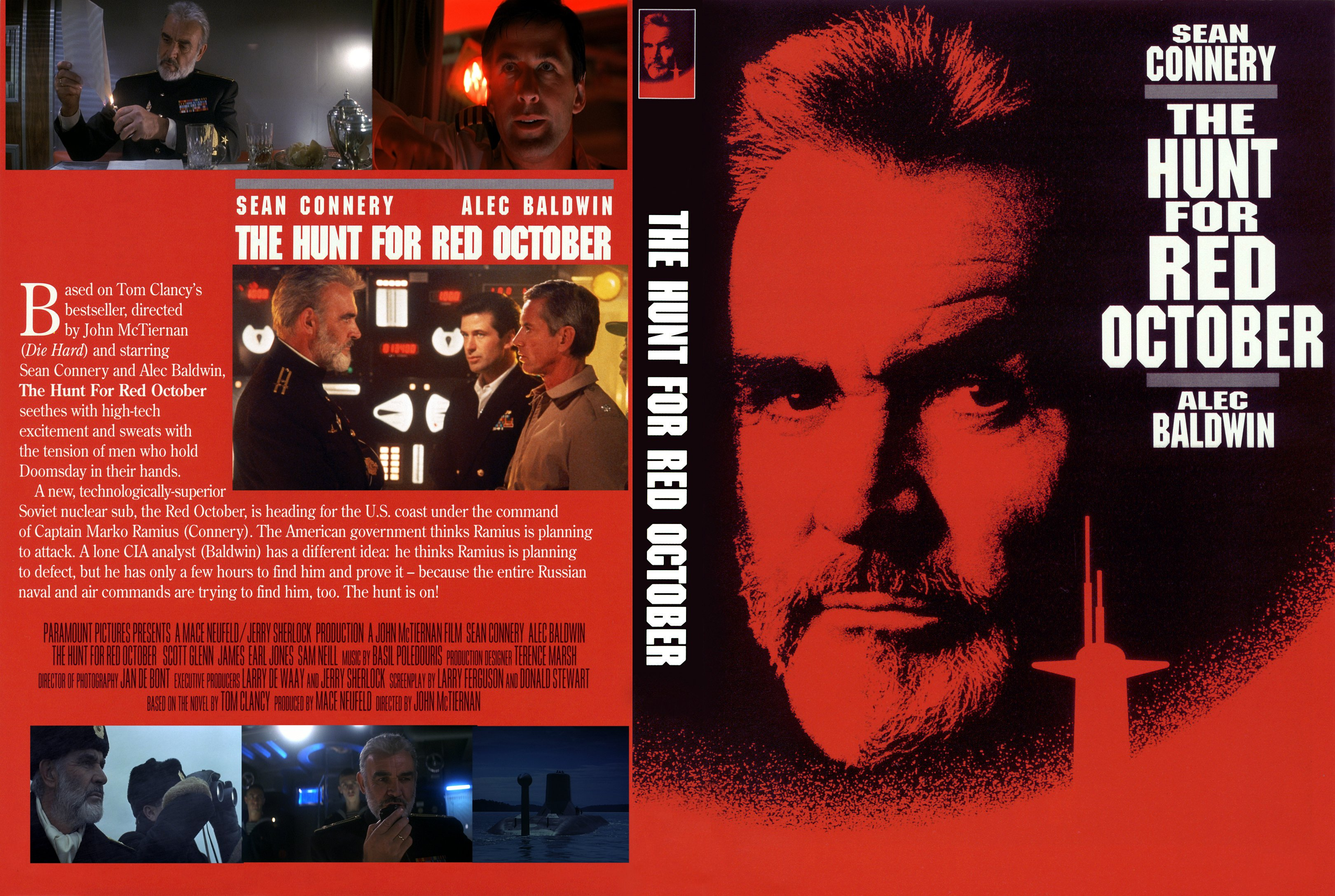 The Hunt For Red October (1990) Full HD Movie | Solarmovie.to