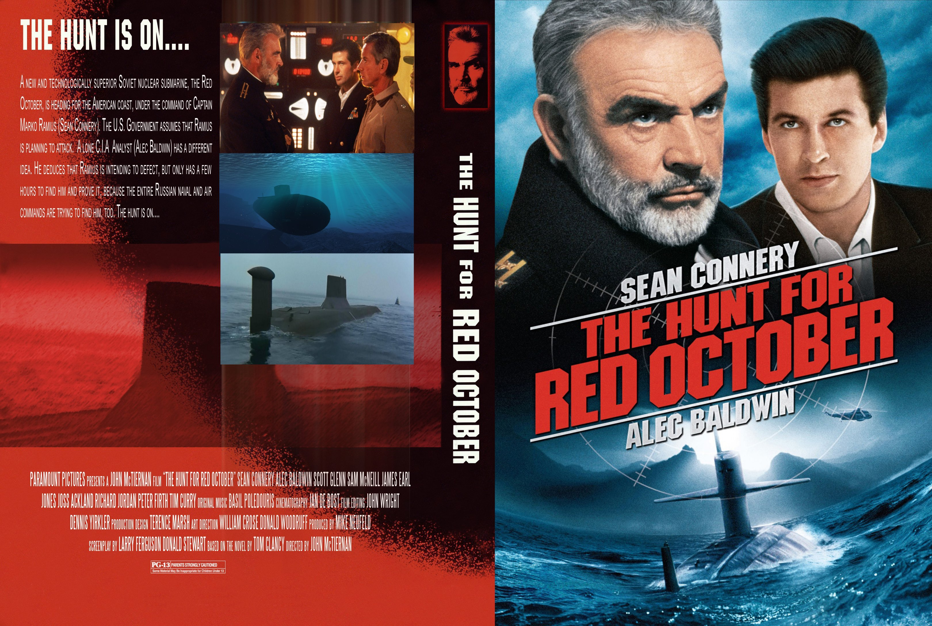 The Hunt for Red October (1990) - Works | Archive of Our Own