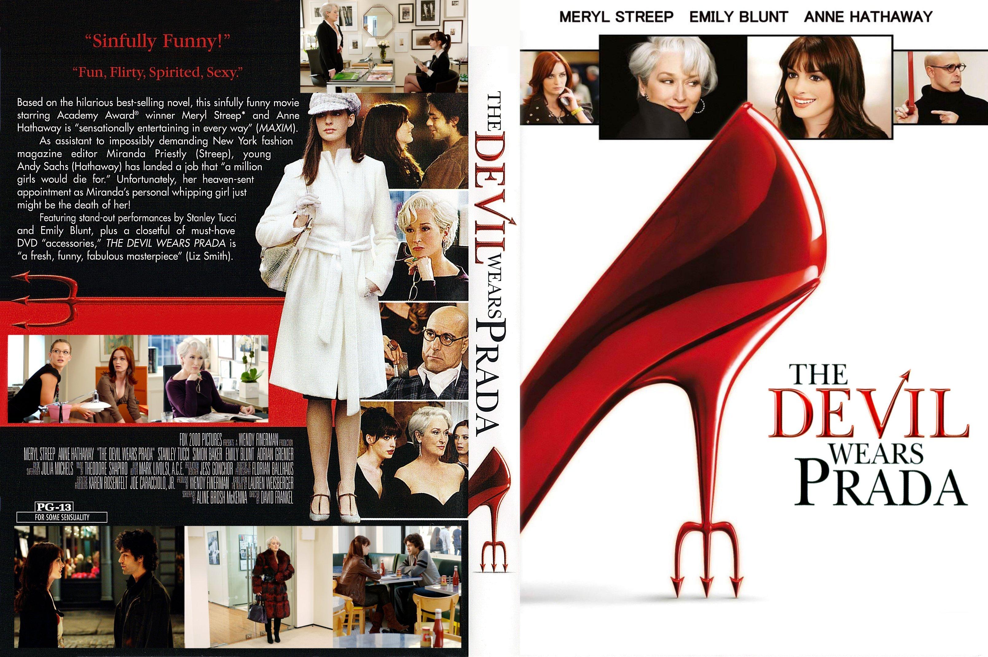 The Devil Wears Prada 2006  IMDb