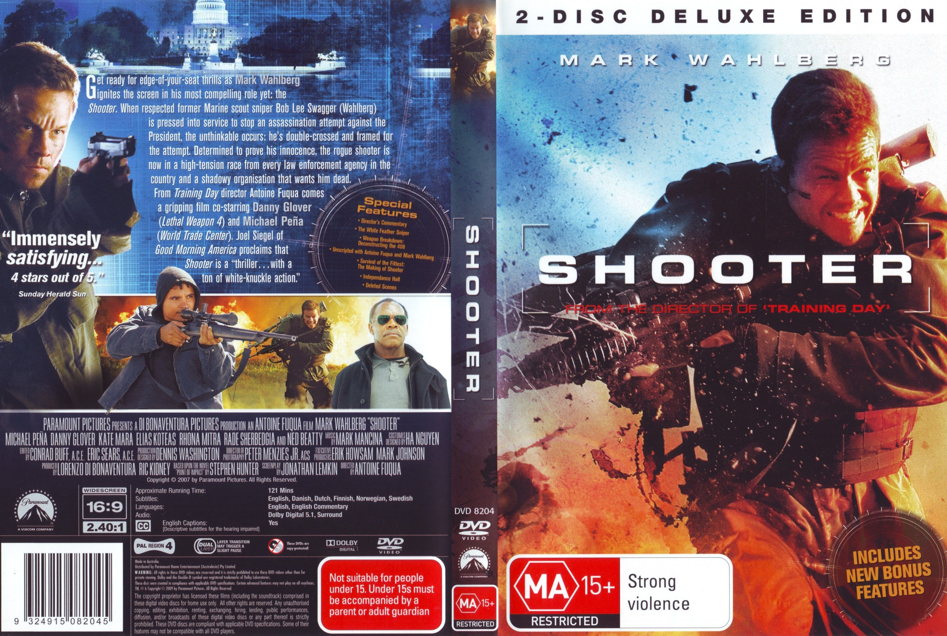 Shooter DVD Review - IGN