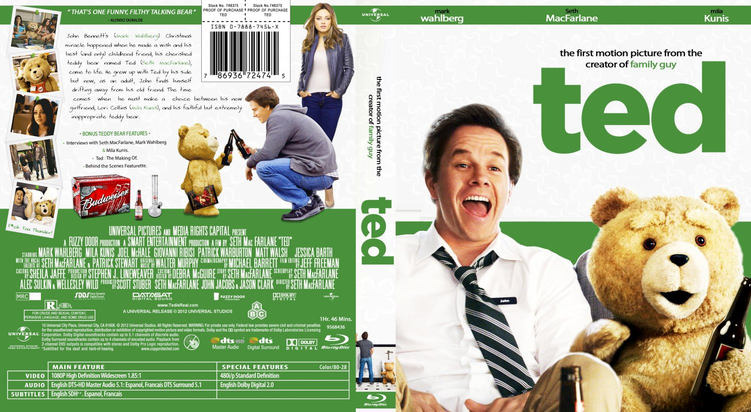 ted 1 full movie download