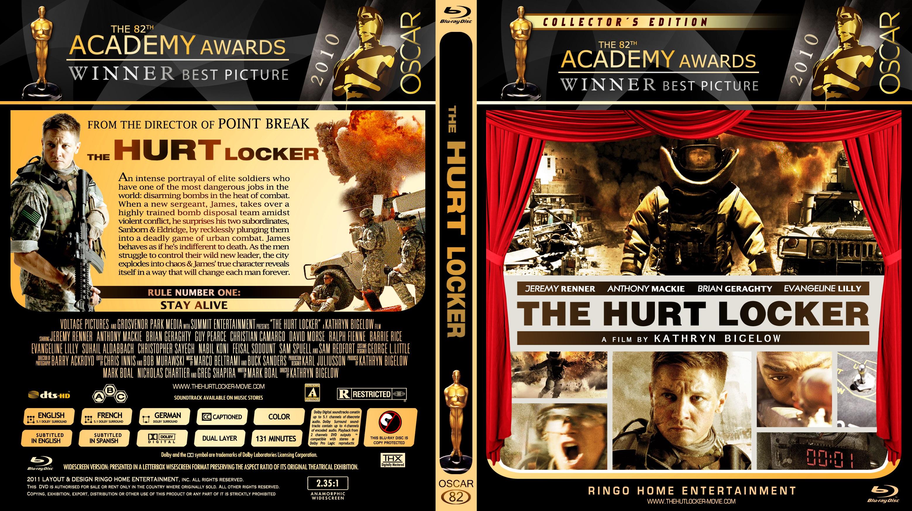 The Hurt Locker  Wikipedia