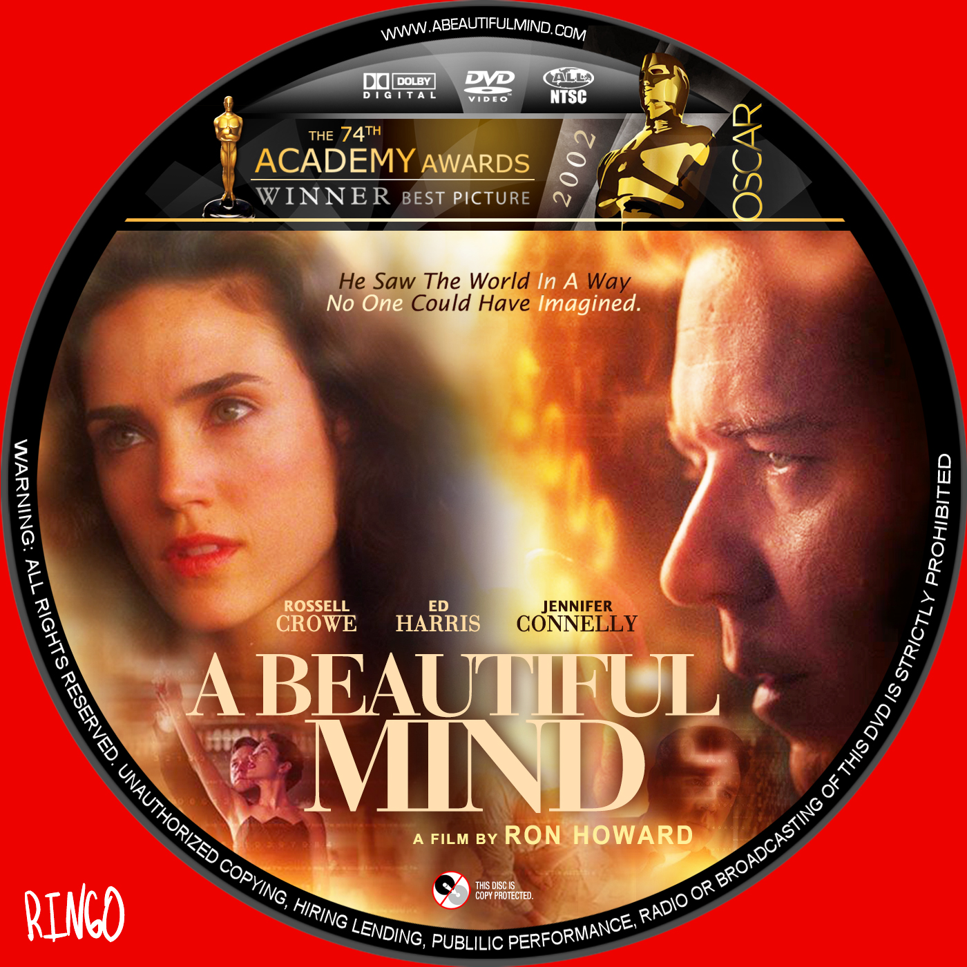 Mind Beautiful dvd cover advise to wear in everyday in 2019