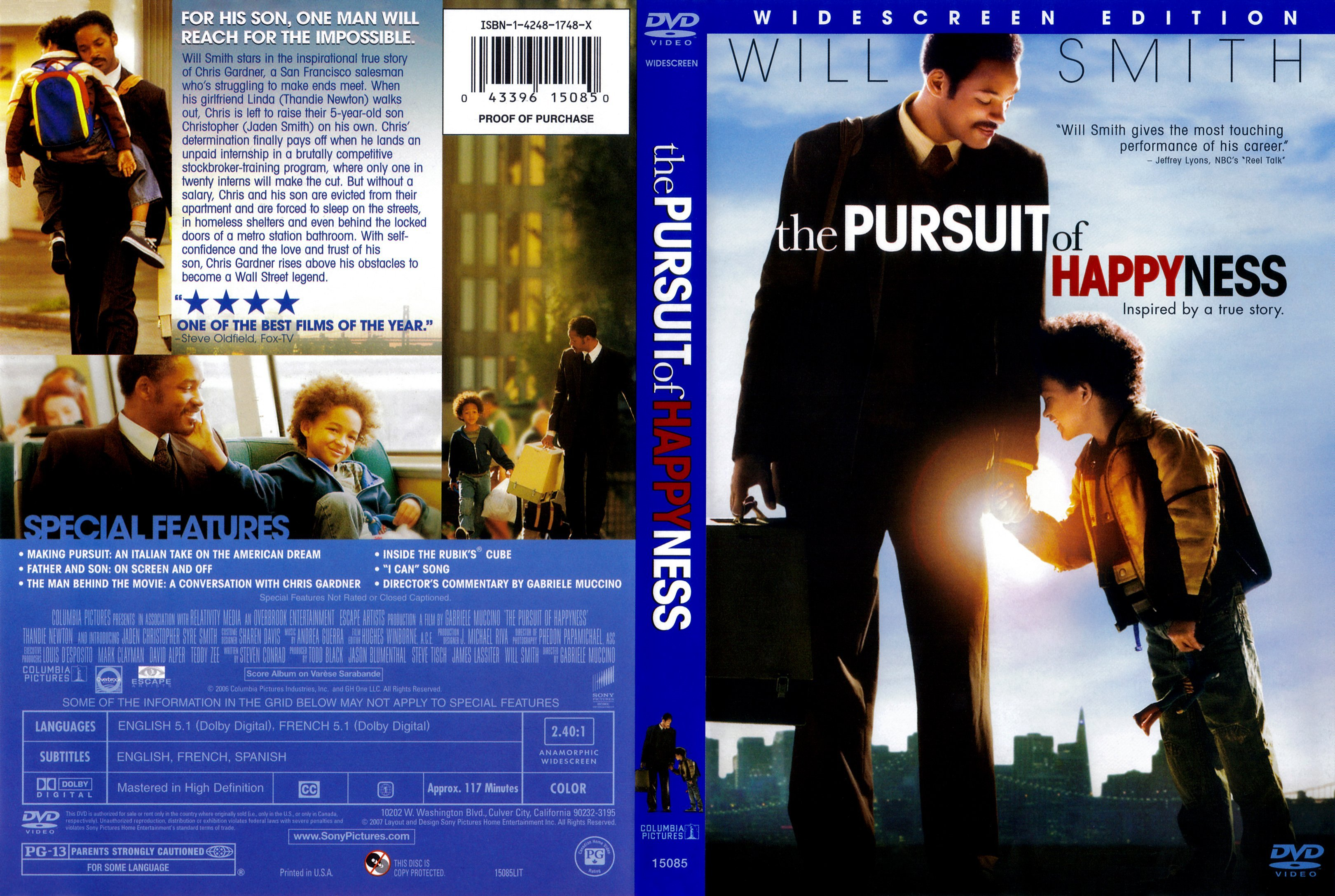 pursuit of happiness movie essay