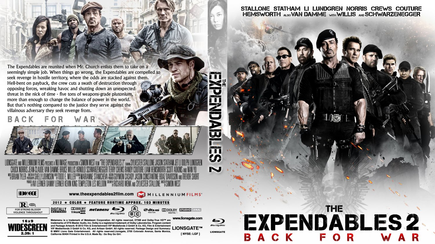 covers.box.sk ::: the expendables 2 [imdb-dl] - high quality dvd