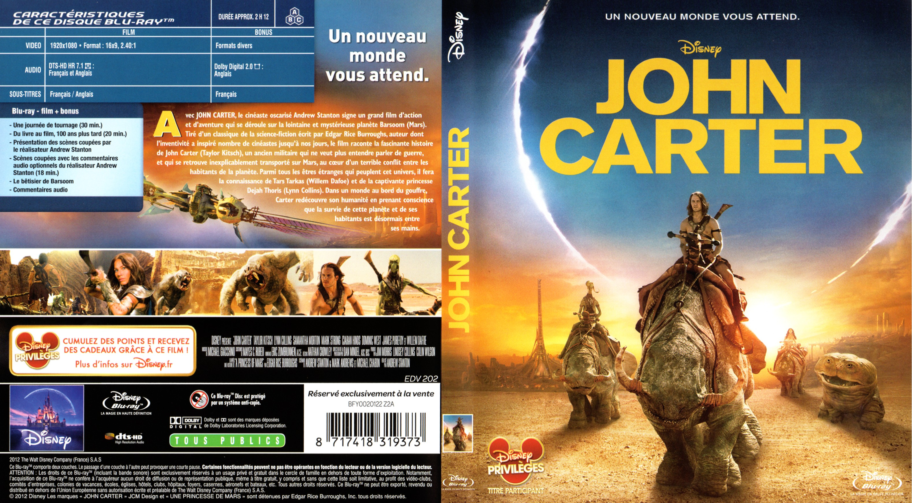 Джон Картер Книга Андроид