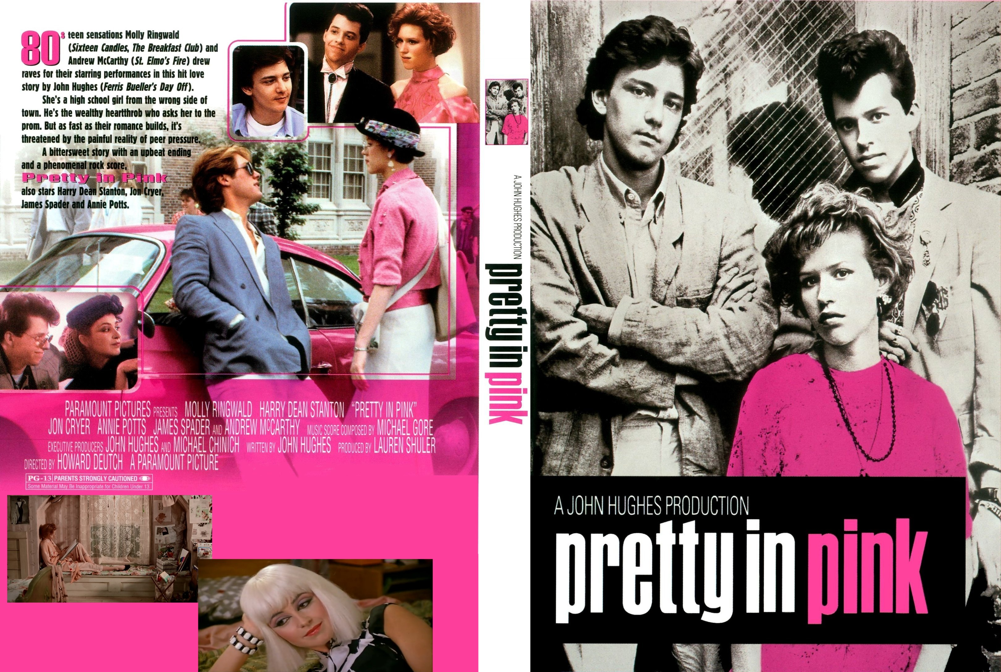 Image result for Pretty In Pink(1986)