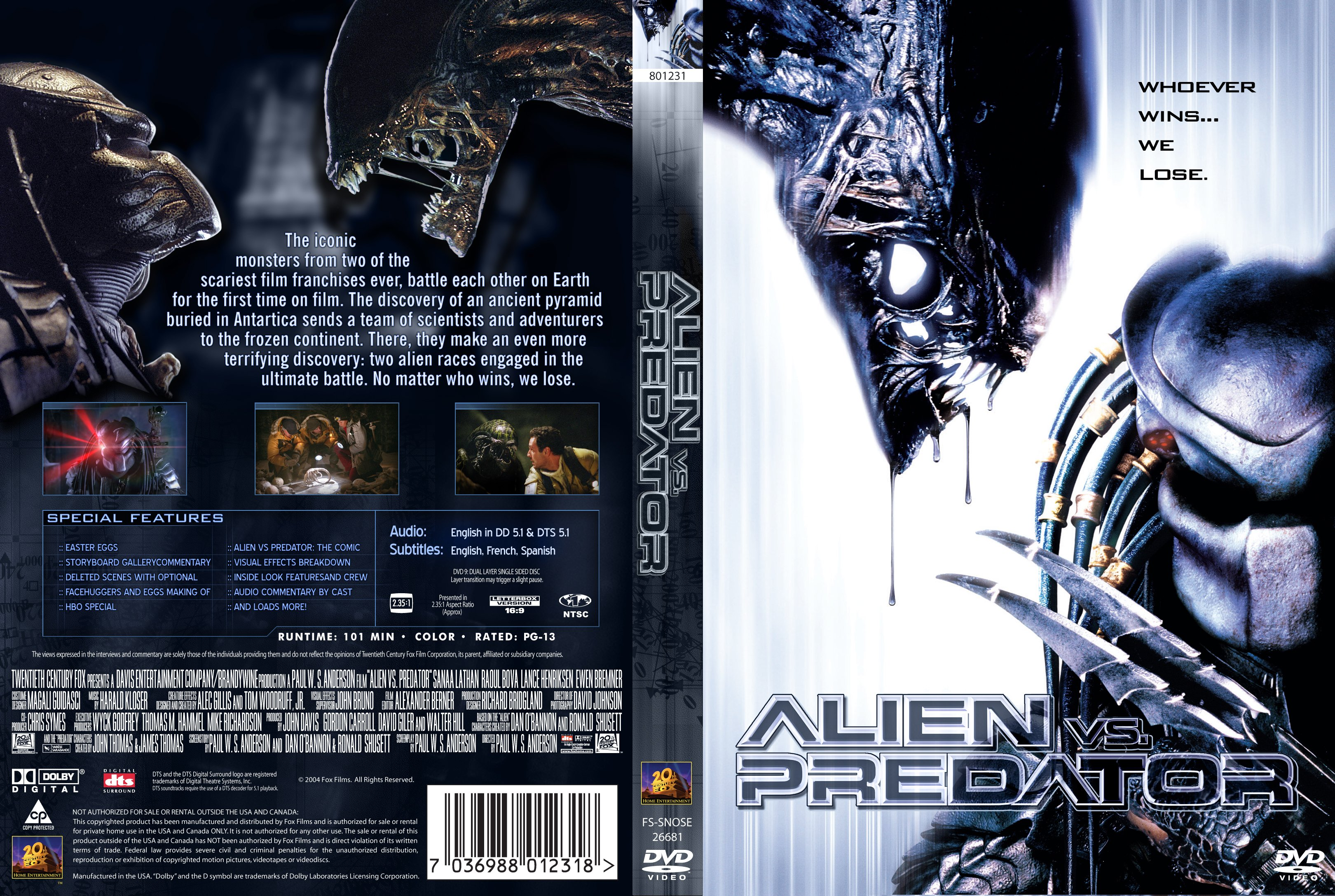 Movie Poster the hunt for red october movie poster : Alien Vs Predator Dvd Cover : Car Interior Design