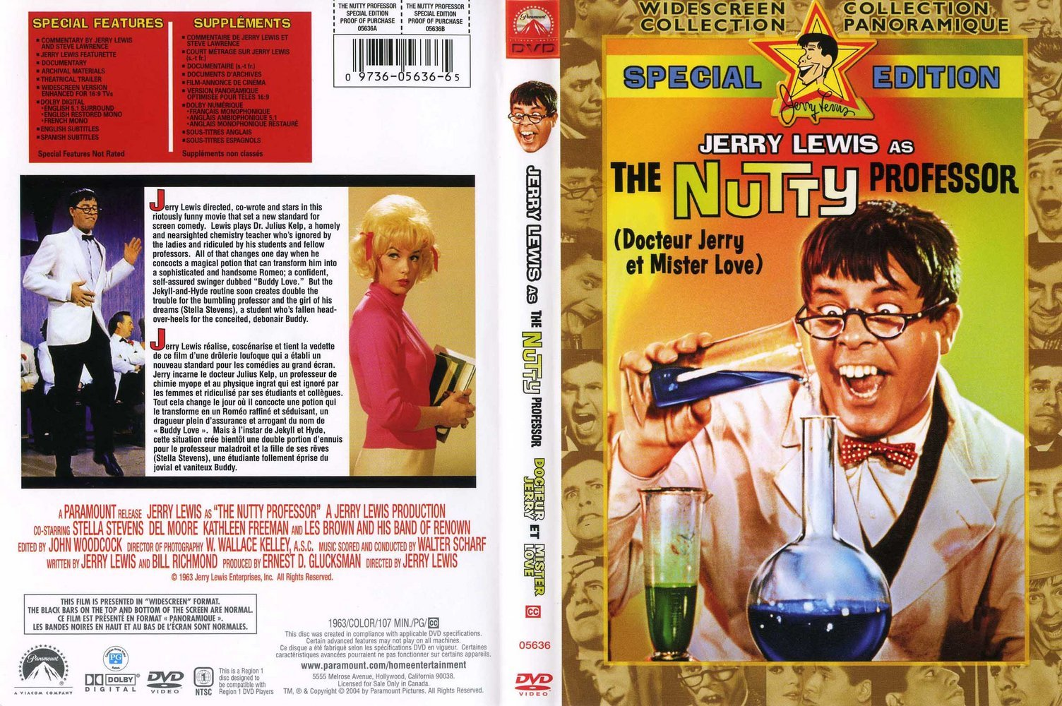 the nutty professor 1963 full movie download