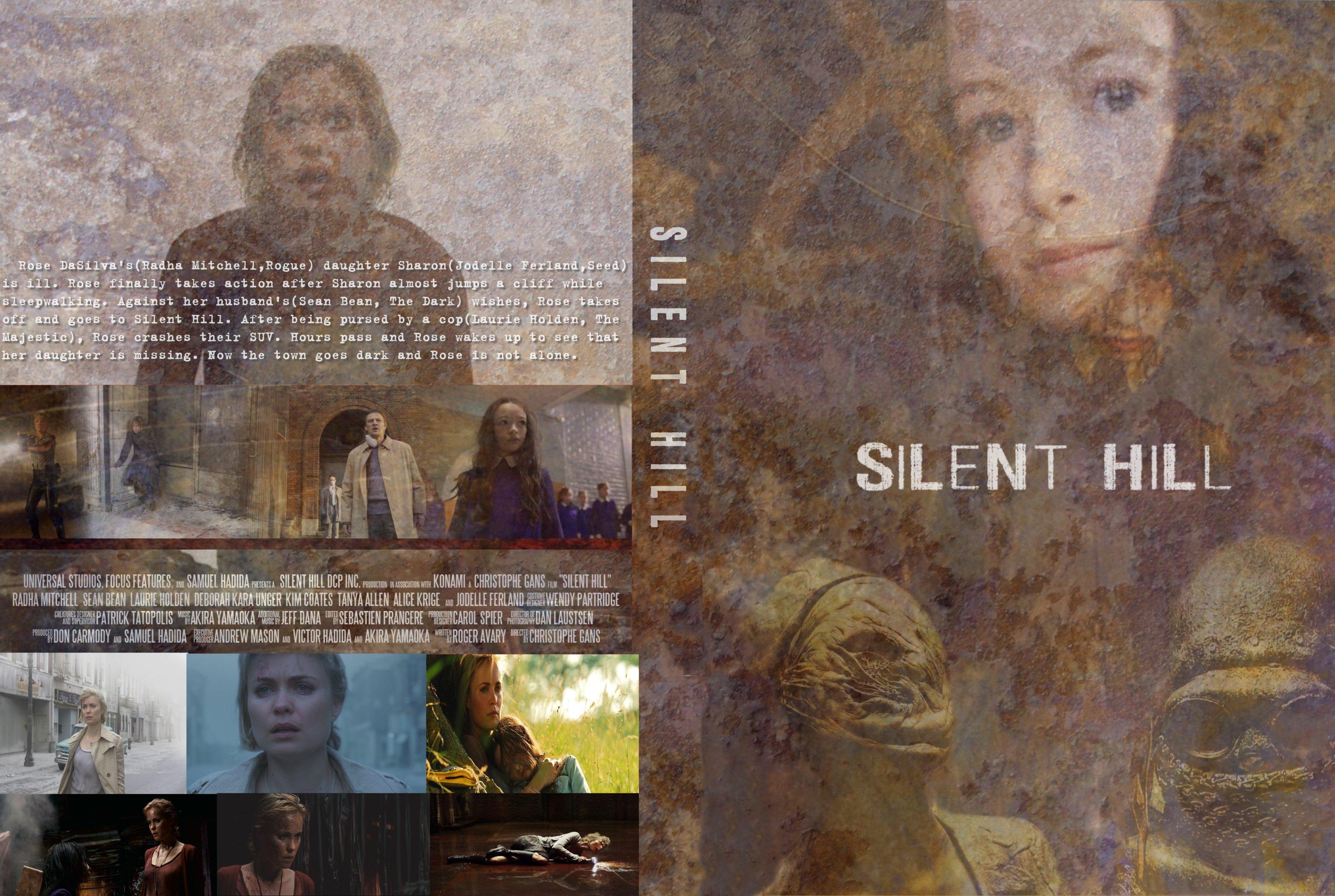 silent hill 2006 dvd