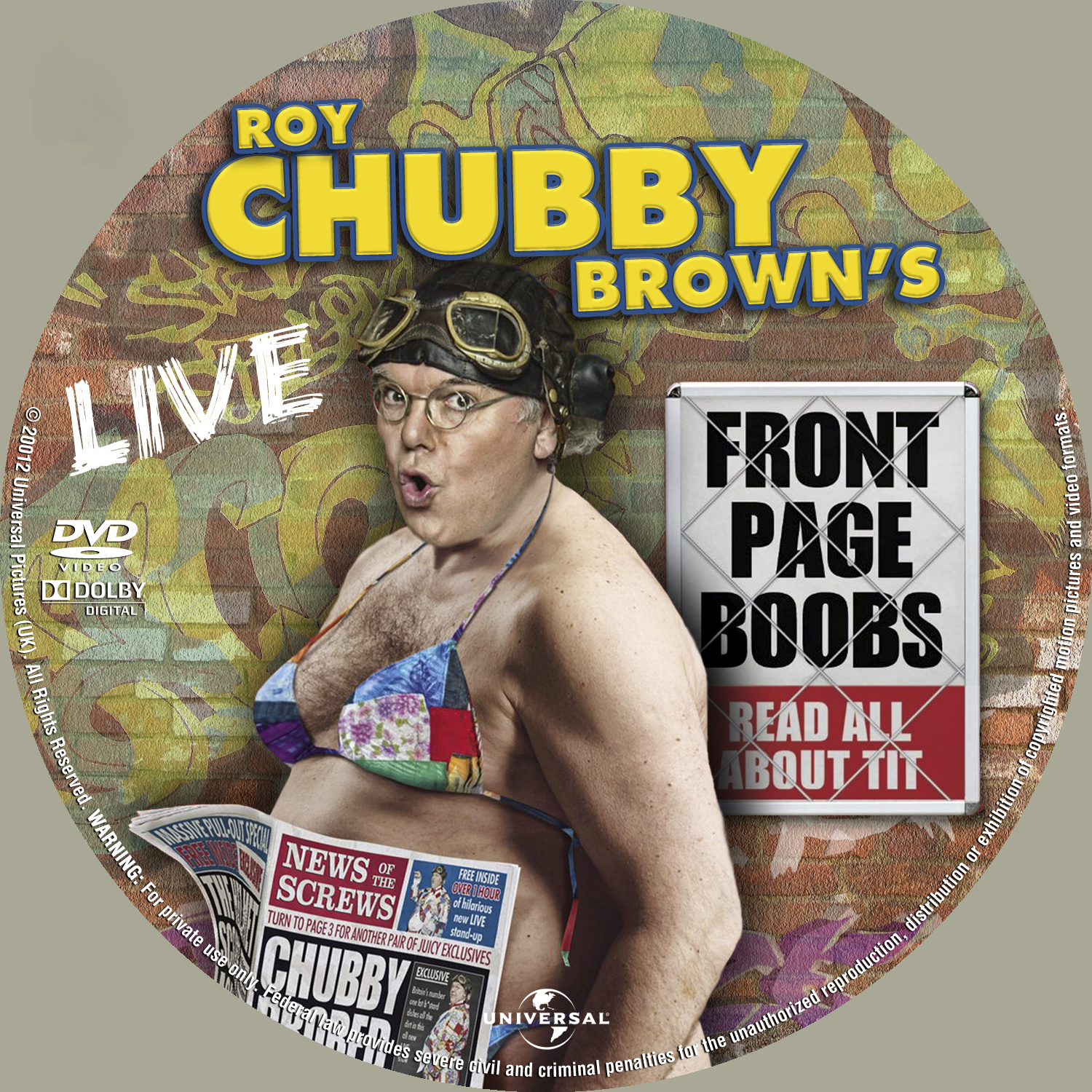 Roy chubby brown cd covers