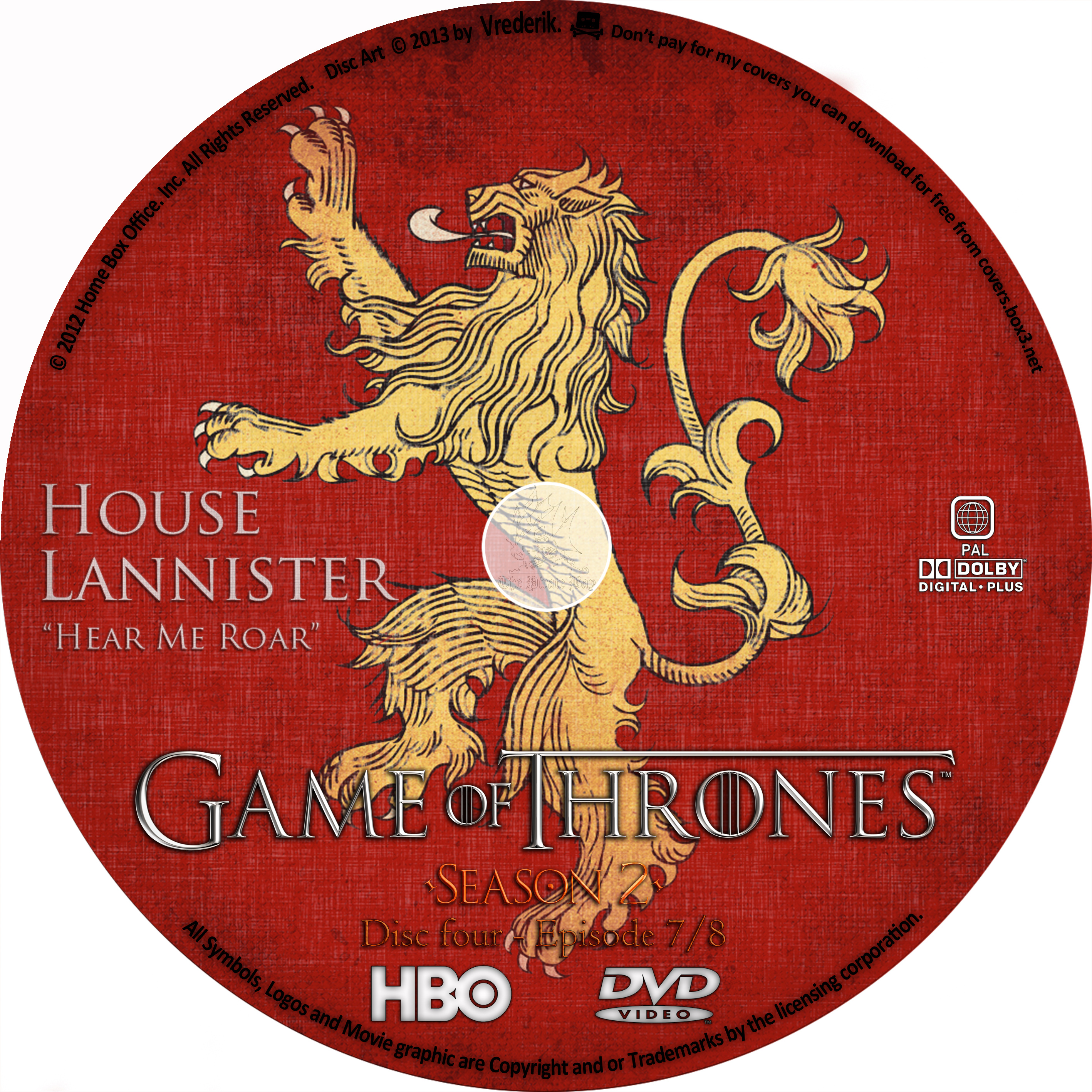 New Details on the Game of Thrones Season 5 DVDBluray