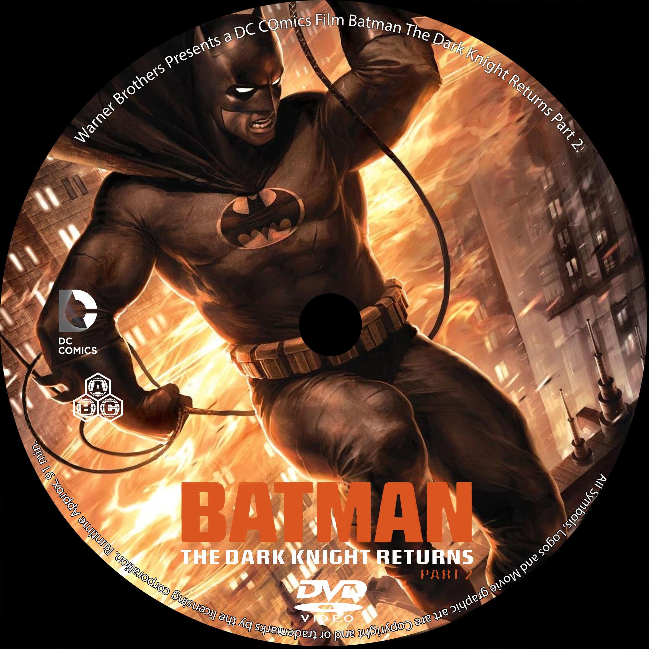 coversboxsk batman the dark knight returns part 2