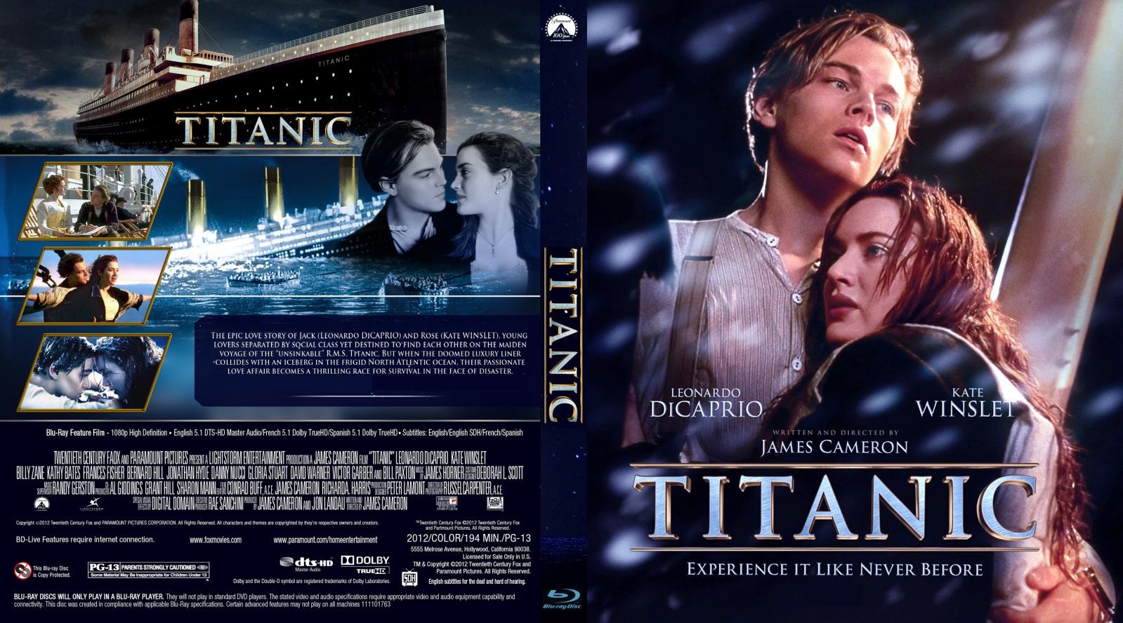 Titanic compact disc blu-ray disc 4k resolution 0 titanic png.