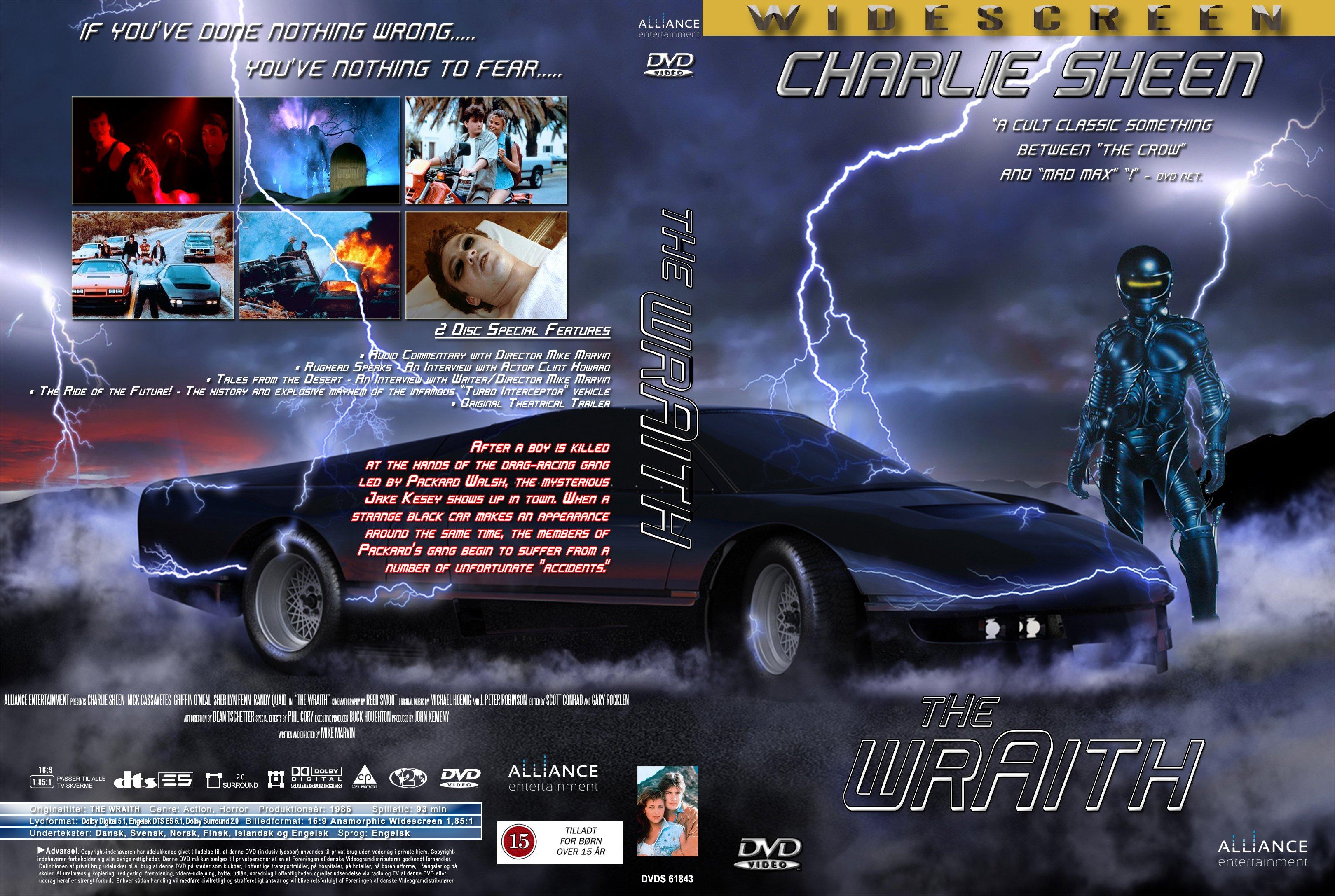 The wraith 1986 movie