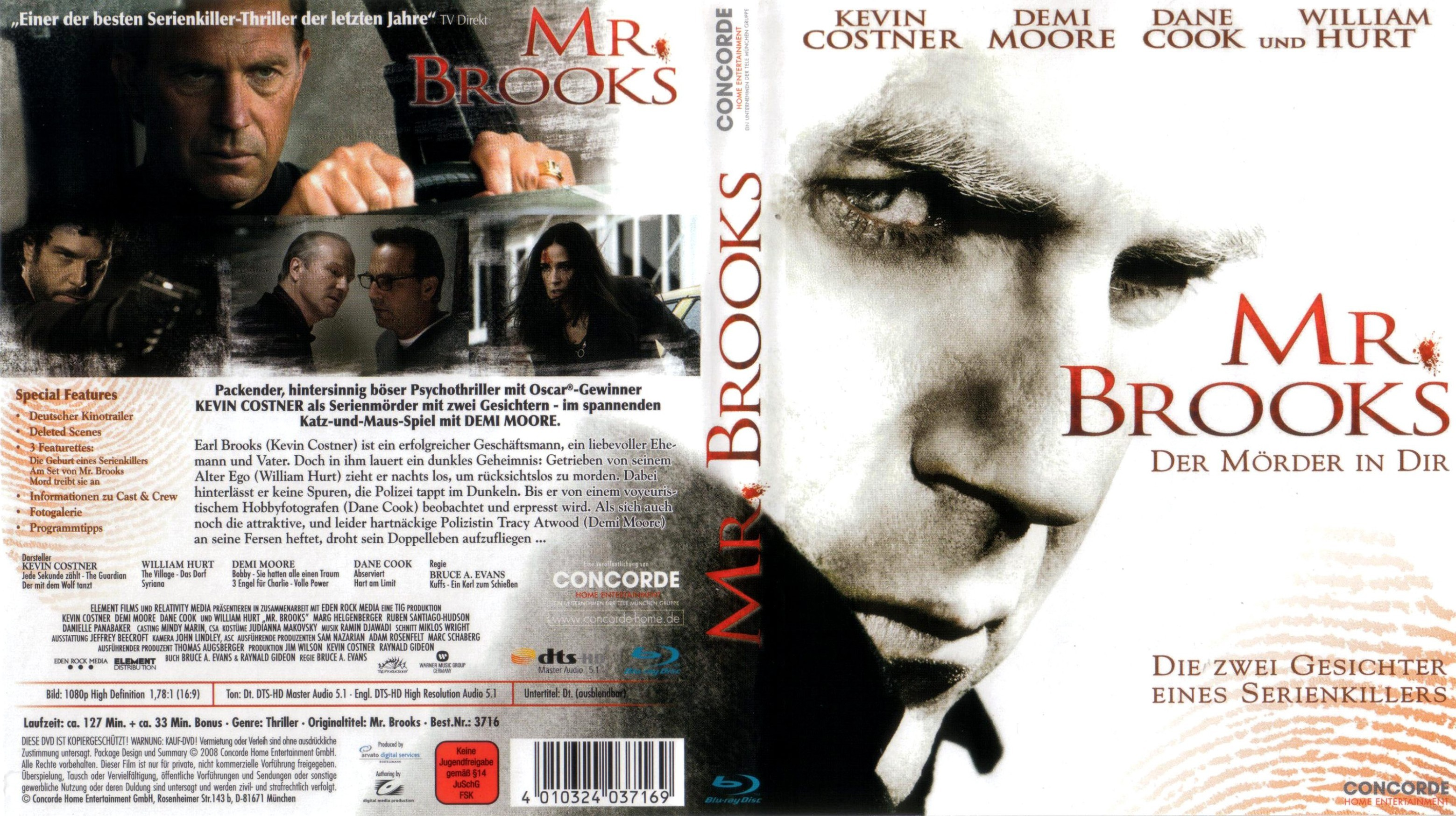 Mr Brooks Imdb