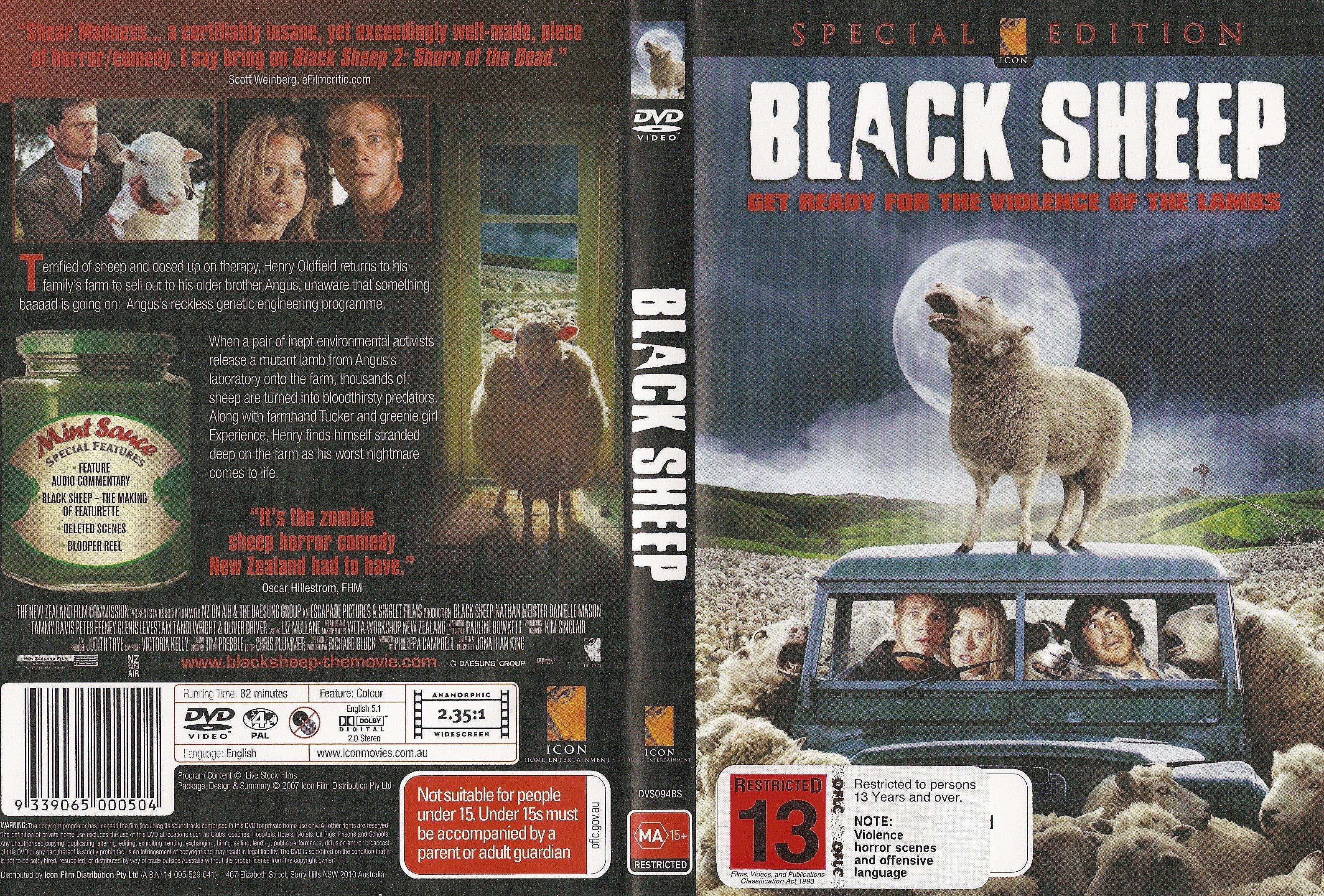 black sheep 2006 movie