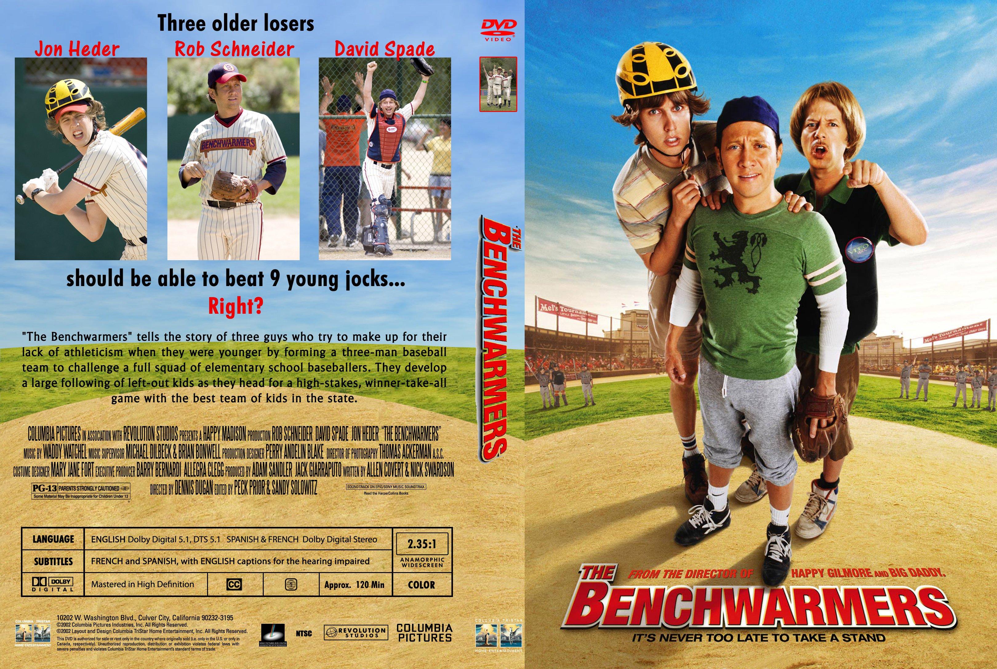 benchwarmers 2 full movie free