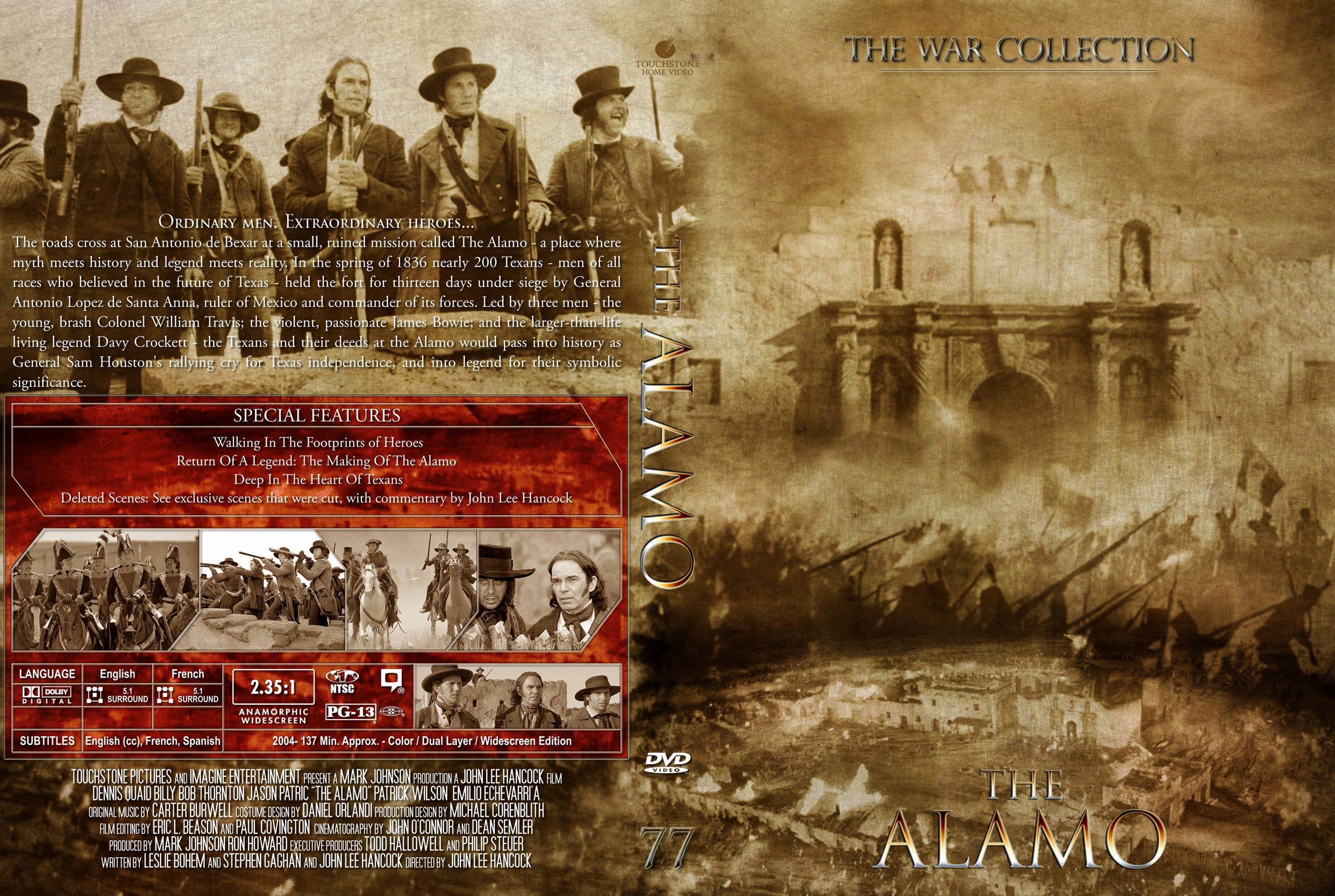 the alamo movie vs history There are varying accounts of what happened, including several that say he was captured along with six other alamo defenders and executed myth: that.