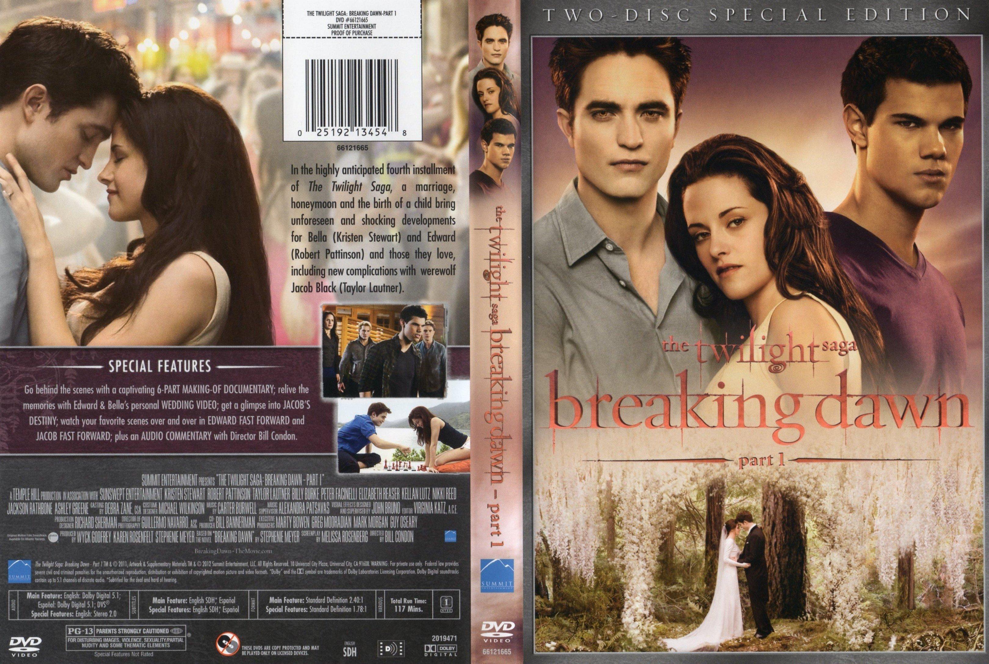 twilight breaking dawn part 1 book free download