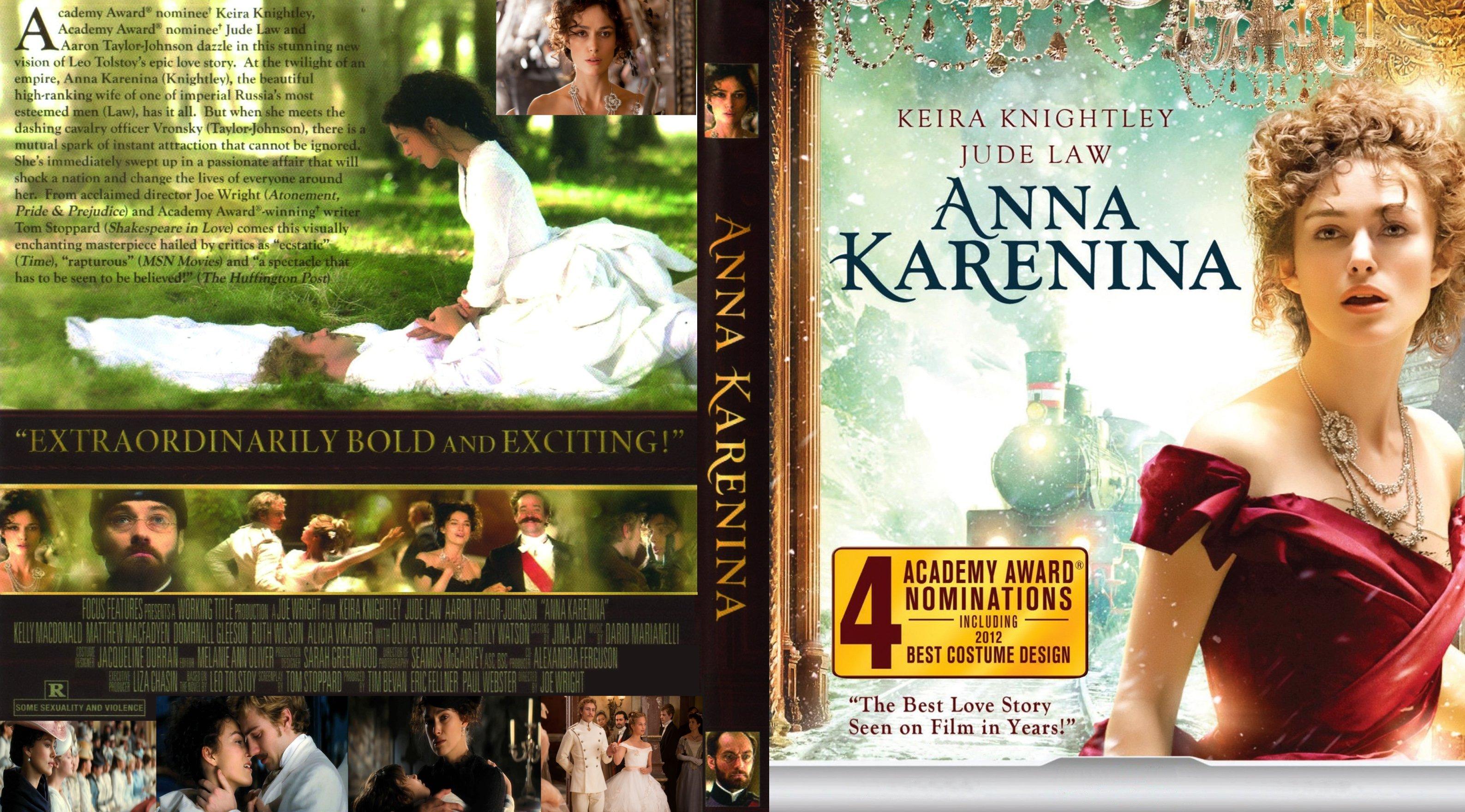 Anna Karenina Cover Anna karenina 2012 dvd cover