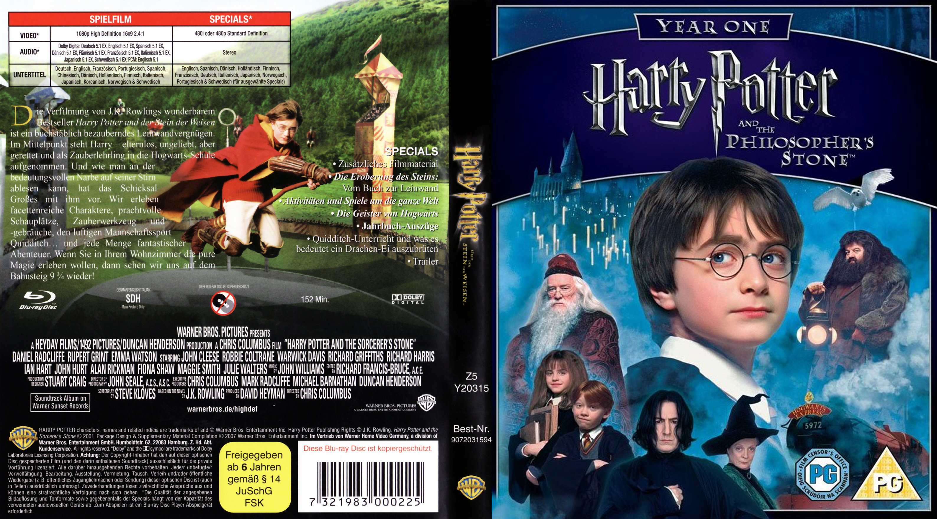download harry potter and the sorcerers stone