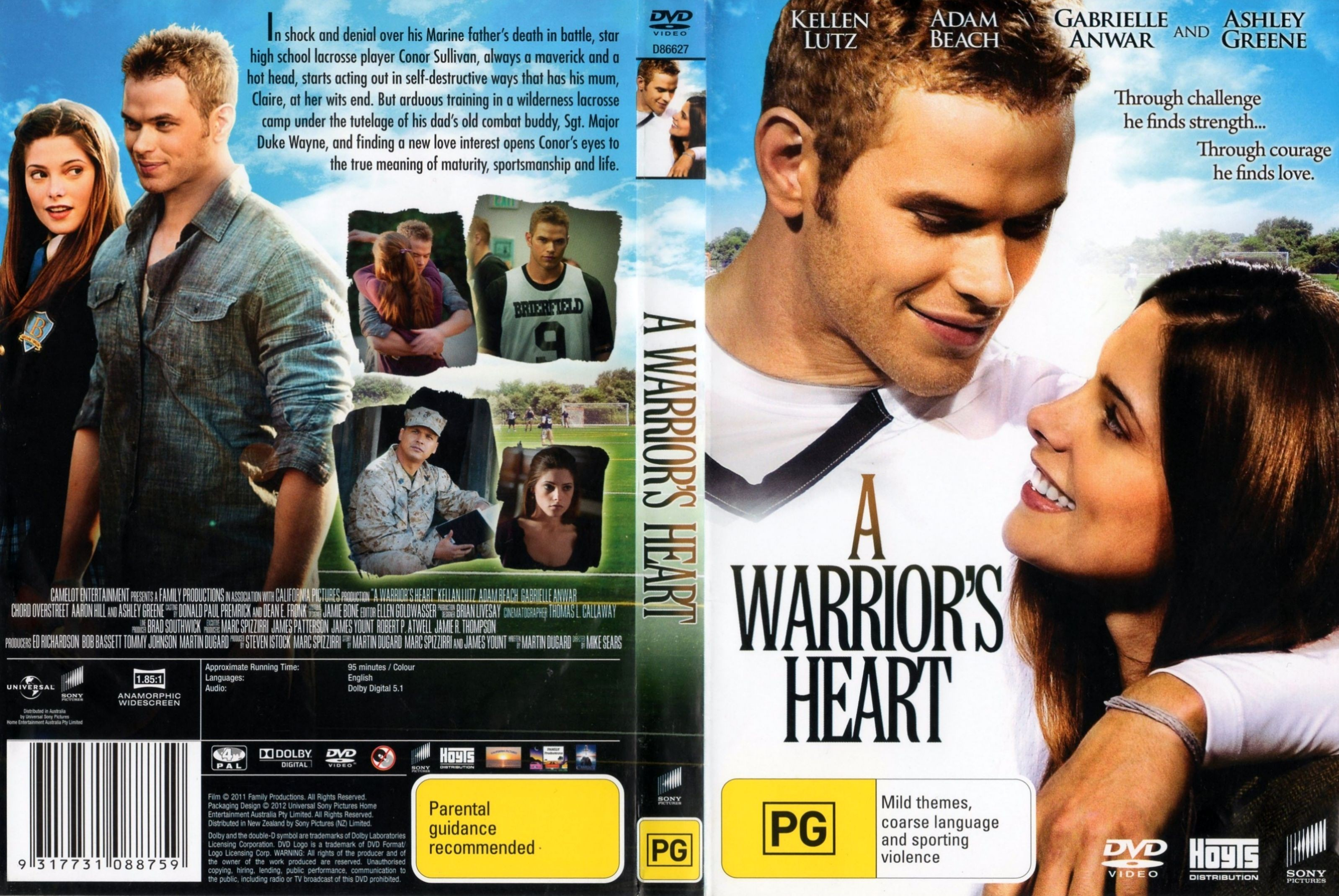 a warriors heart movie download