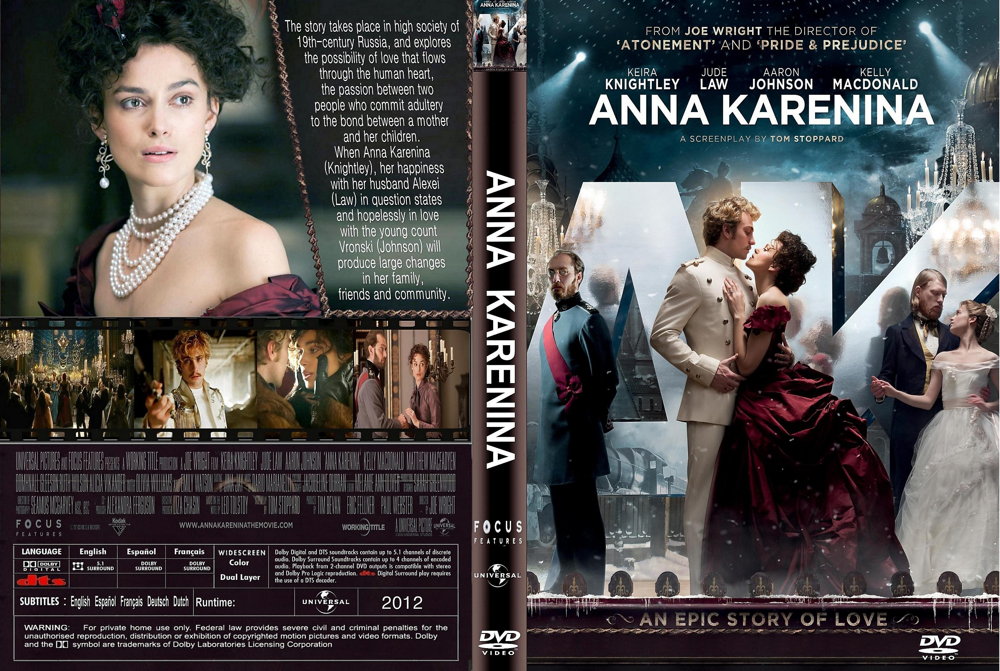 the theme of adultery in the novel anna karenina by leo tolstoy