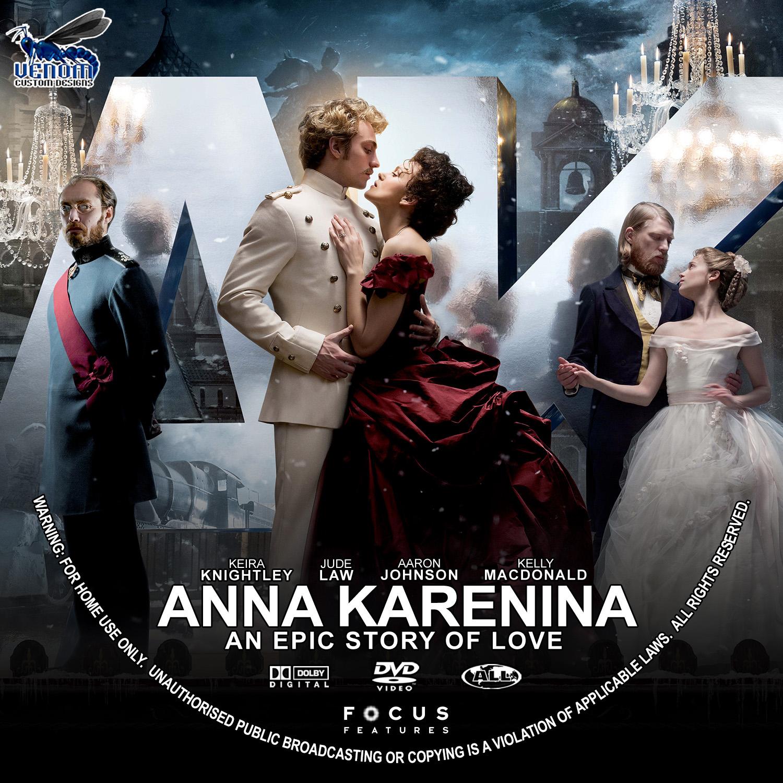 Anna Karenina Cover Anna karenina