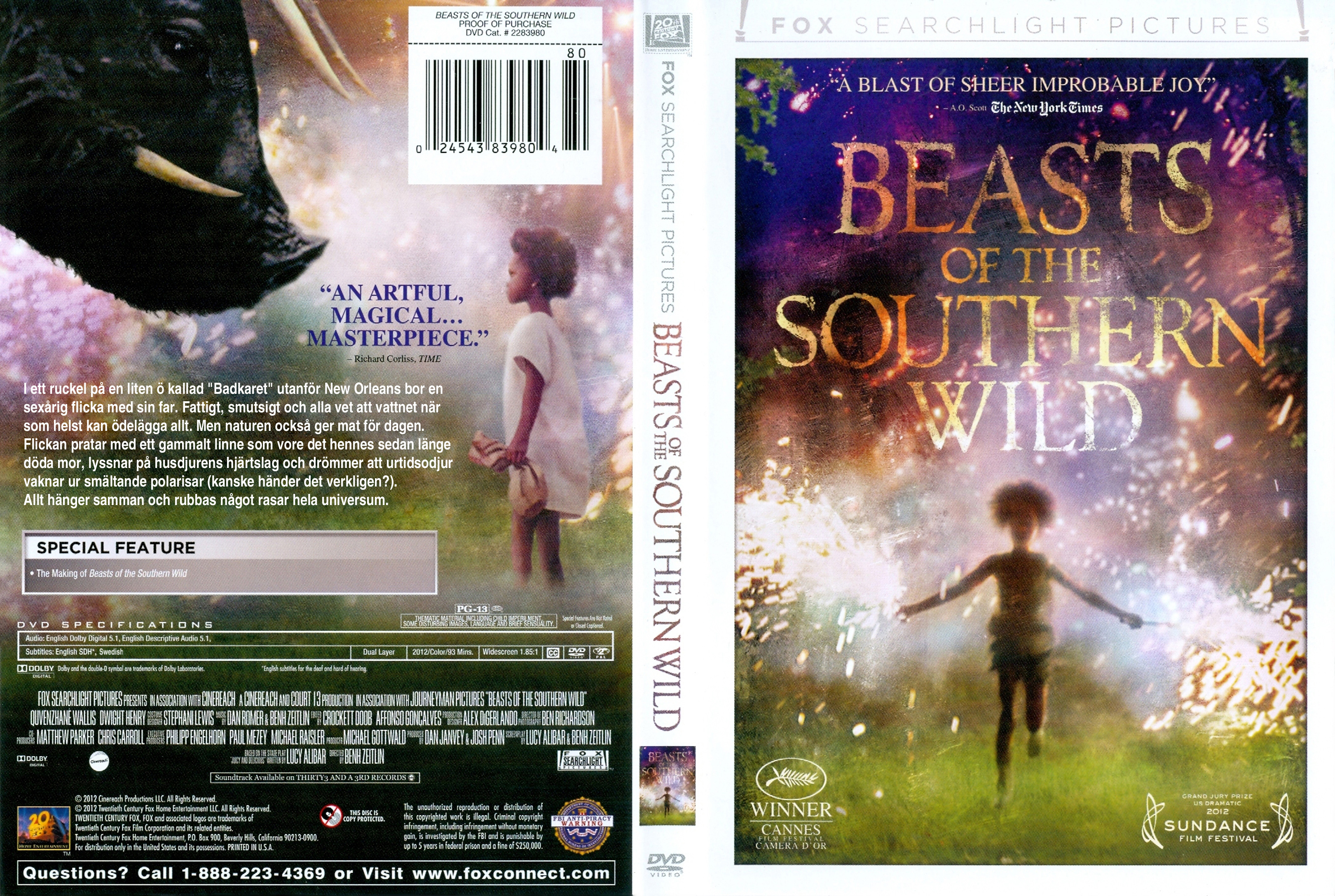 """the beast of the southern wild essay """"beasts of the southern wild"""" david denby's review of the film appeared in our july 23rd issue (available to subscribers only) he also mentioned the film in an essay titled """"whatever happened to movies for grownups."""