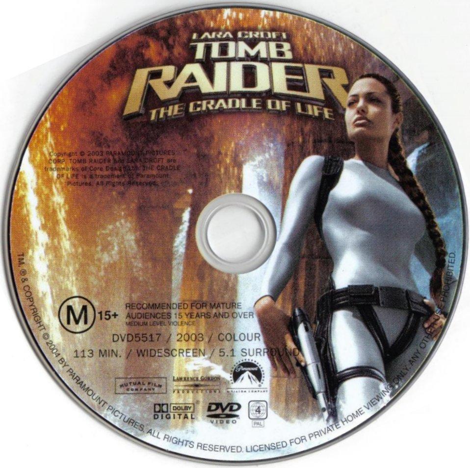 Covers Box Sk Lara Croft Tomb Raider 2 The Cradle Of