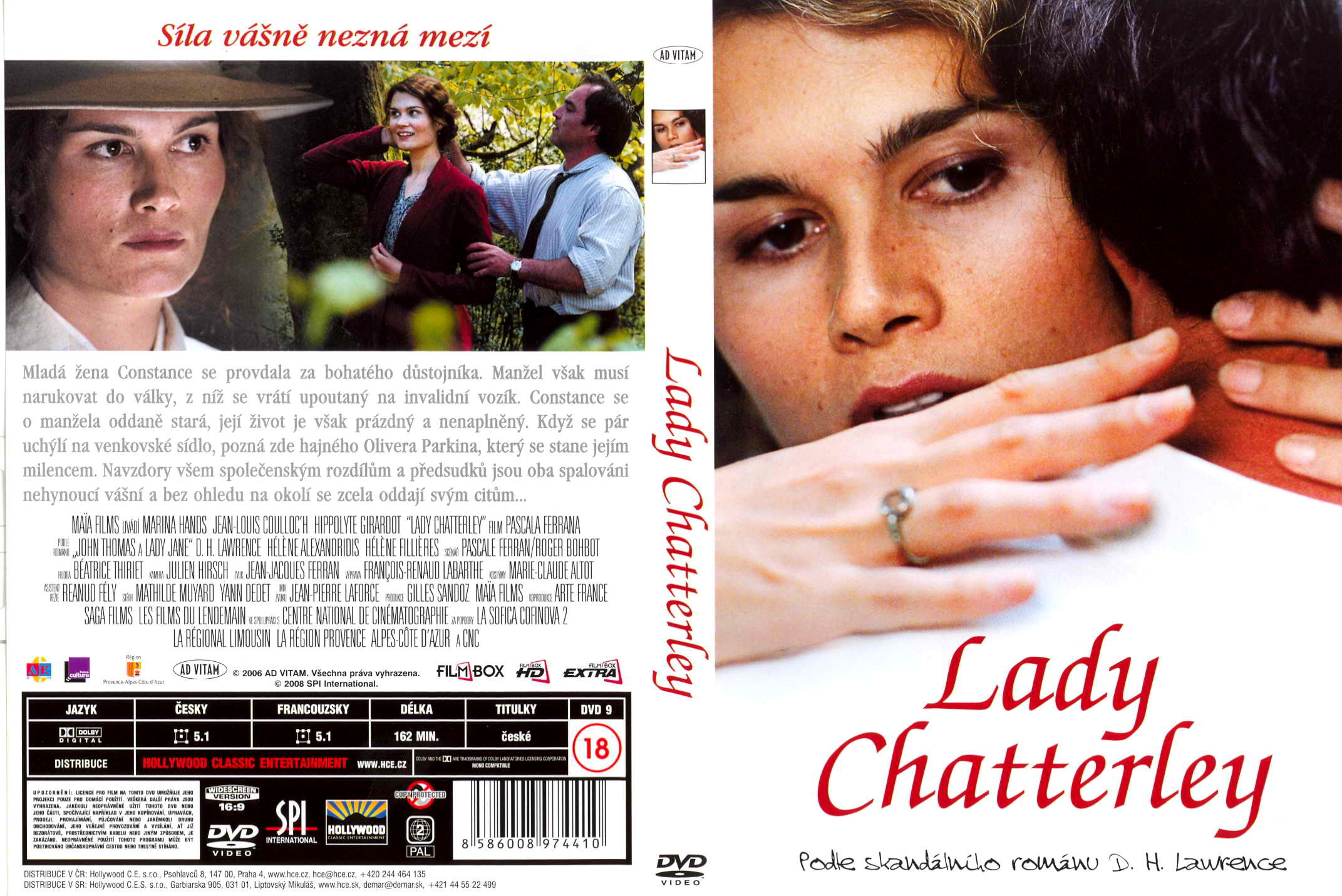 lady chatterley lover dvd The bbc short film of the classic novel 'lady chatterley's lover' by oliver / richard madden in lady chatterley's lover lady chatterley's lover [dvd.