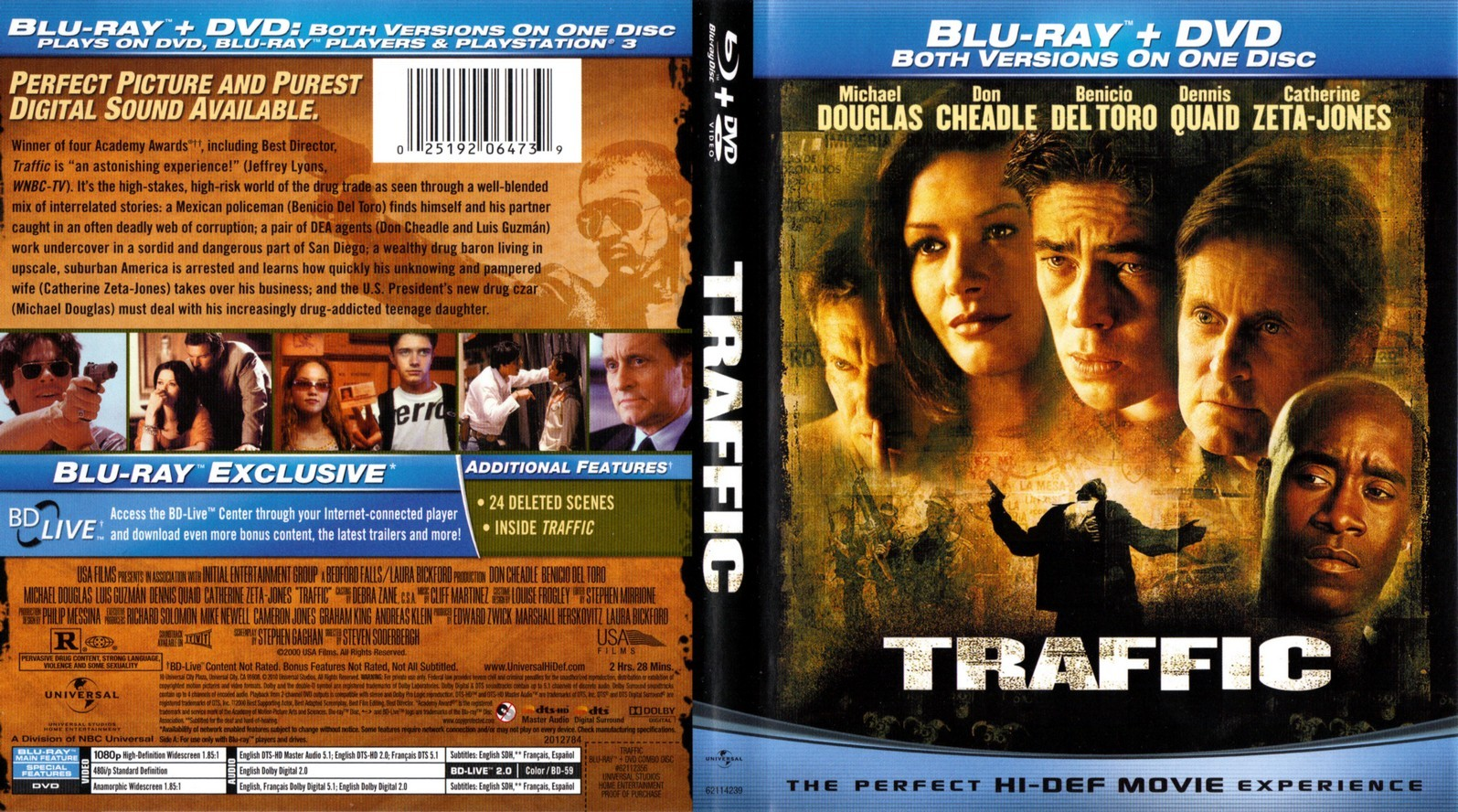 Covers Box Sk Traffic 2000 Imdb Dl High Quality Dvd Blueray Movie