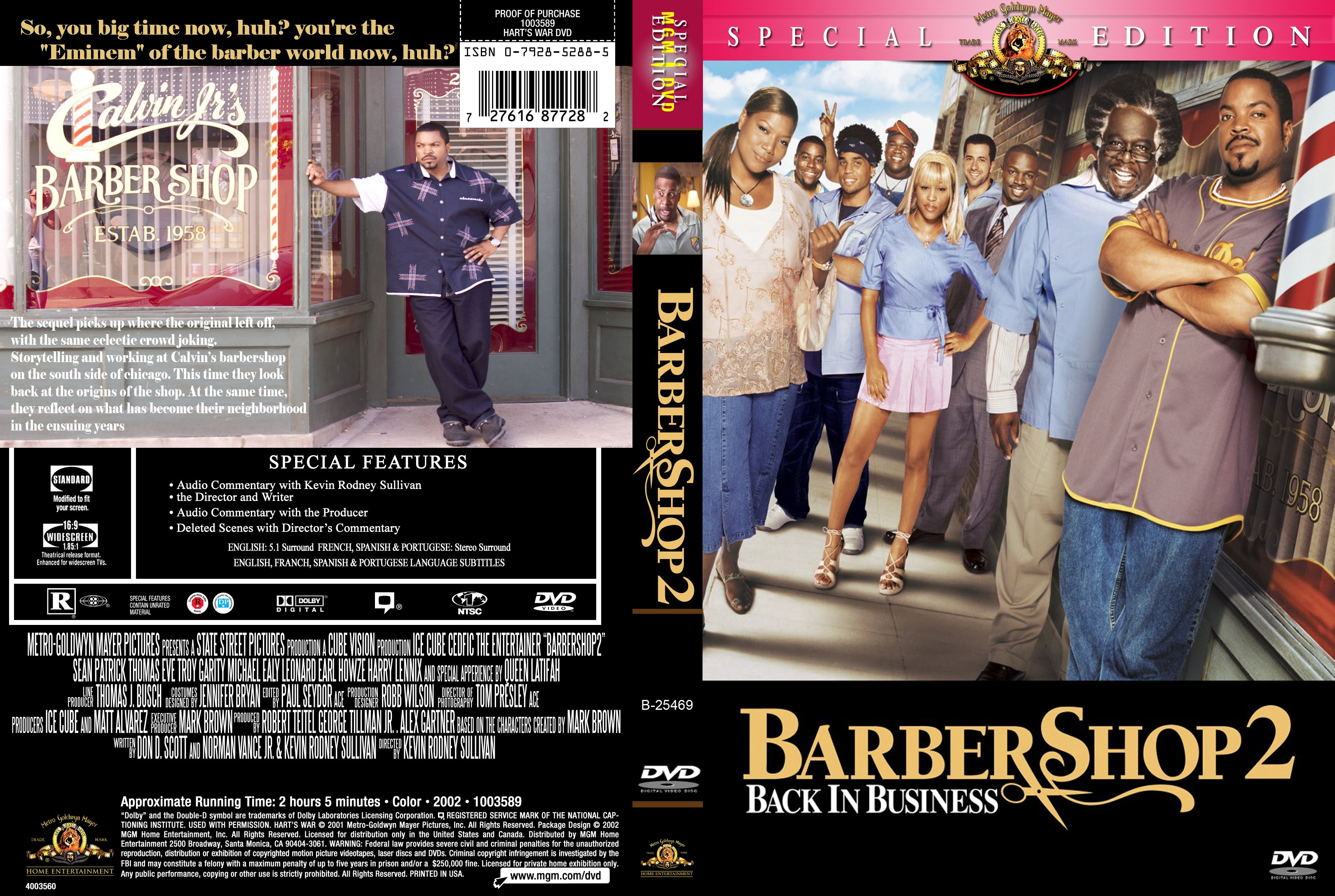 Barbershop 2: Back in Business Watch movies online download free ...