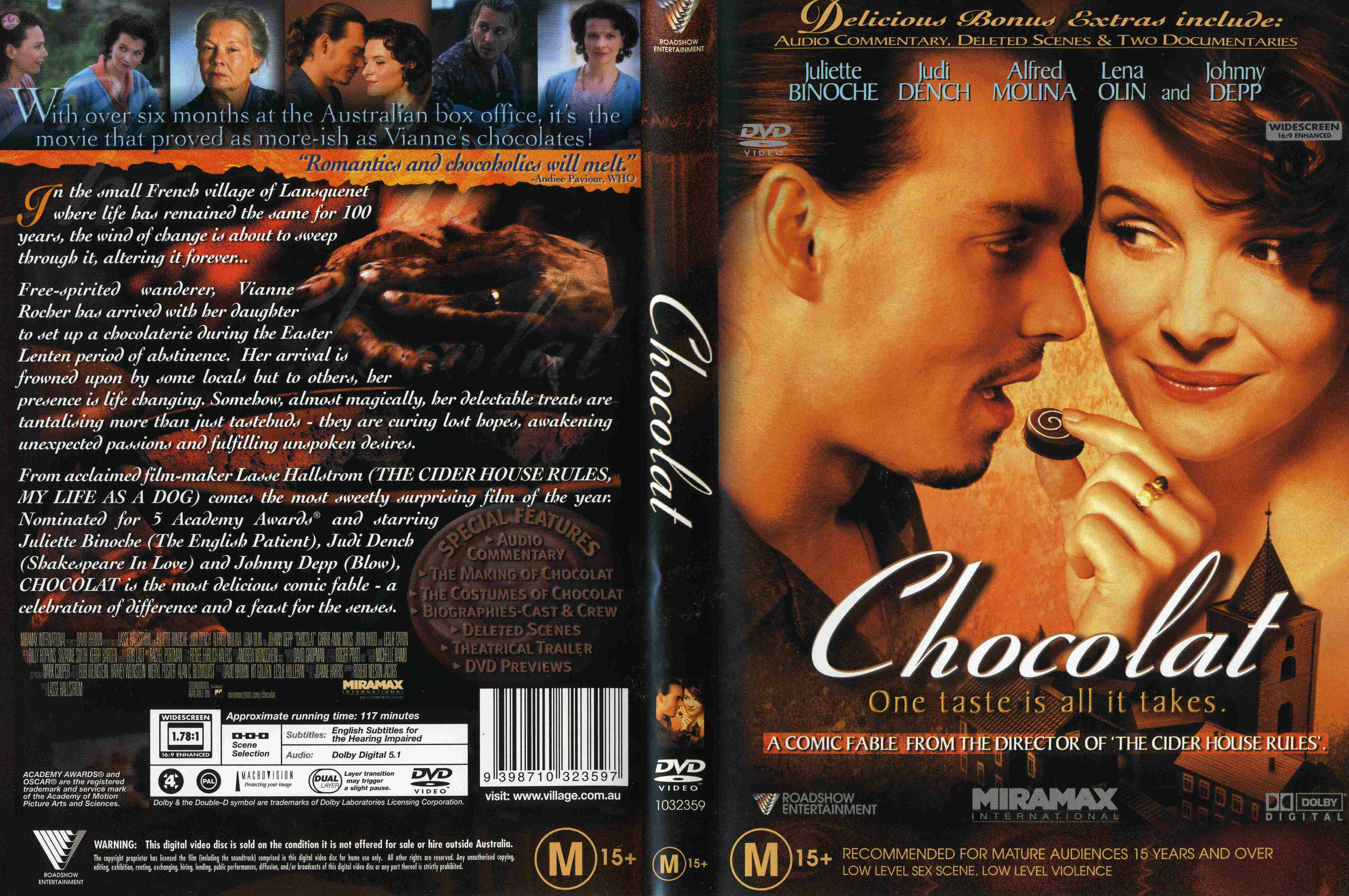 Chocolate Movie 2000 - Pumpkin Chocolate Chip Cookies
