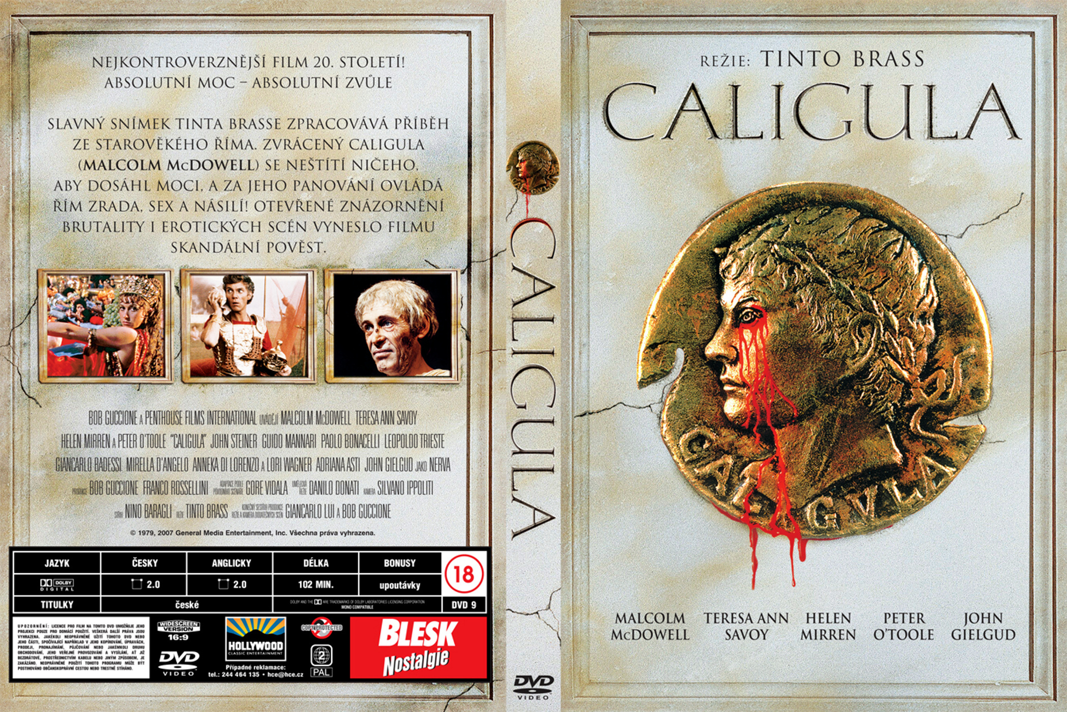 a review of the story of caligula